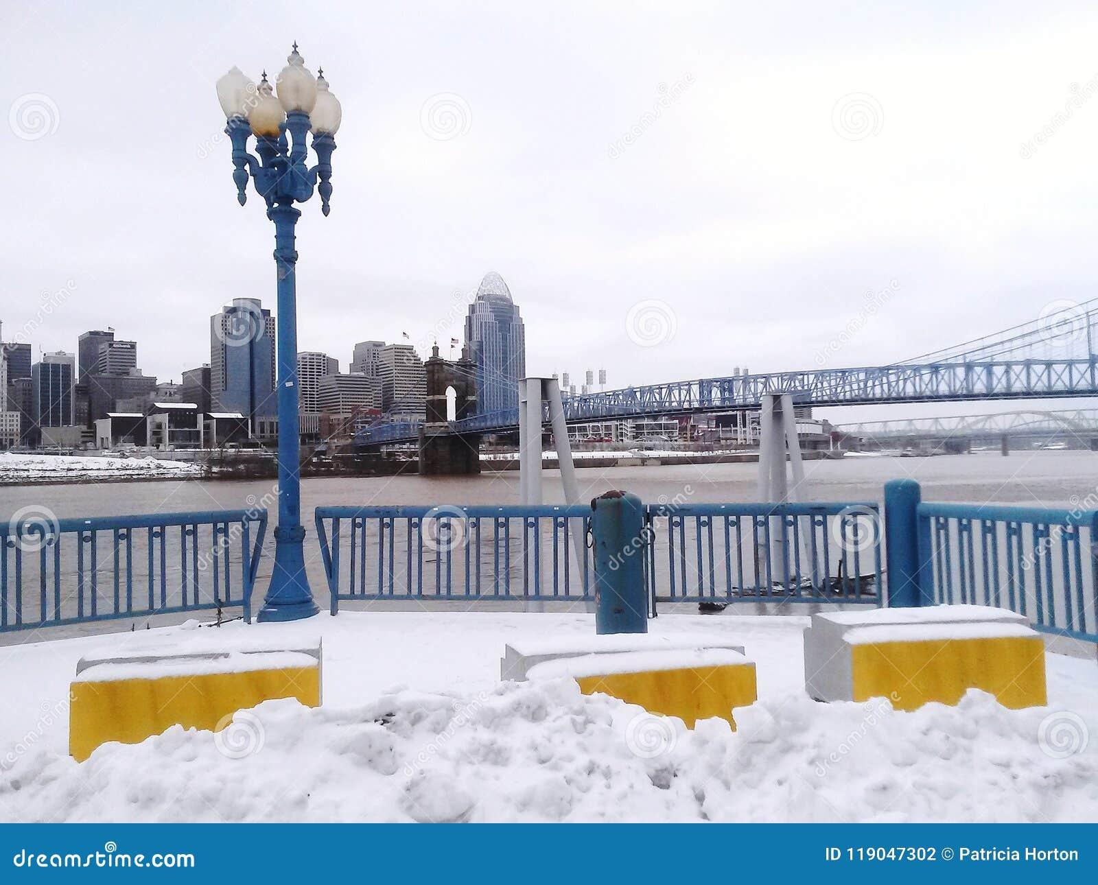 Het water van Cincinnati