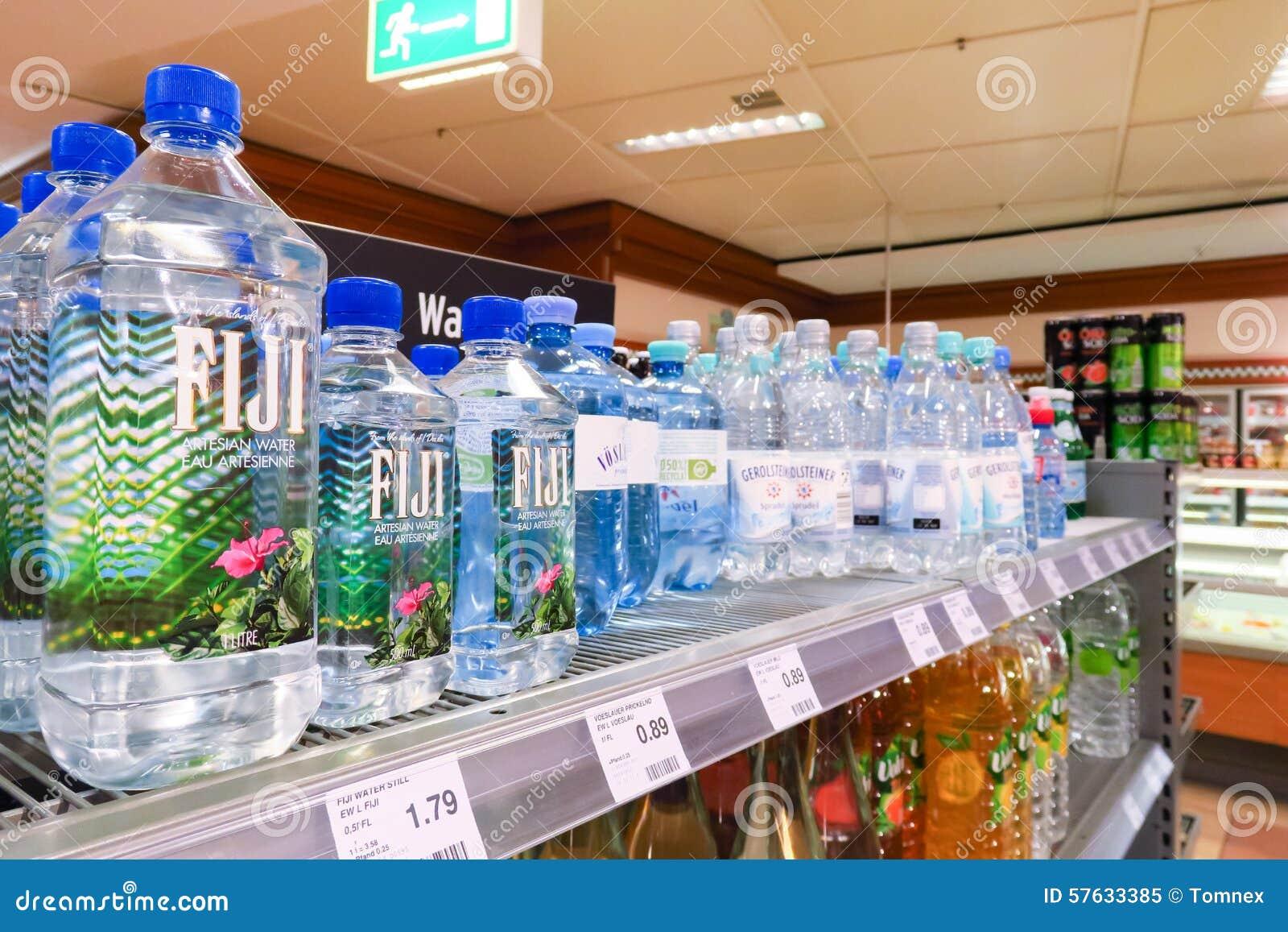 Het water van Fiji
