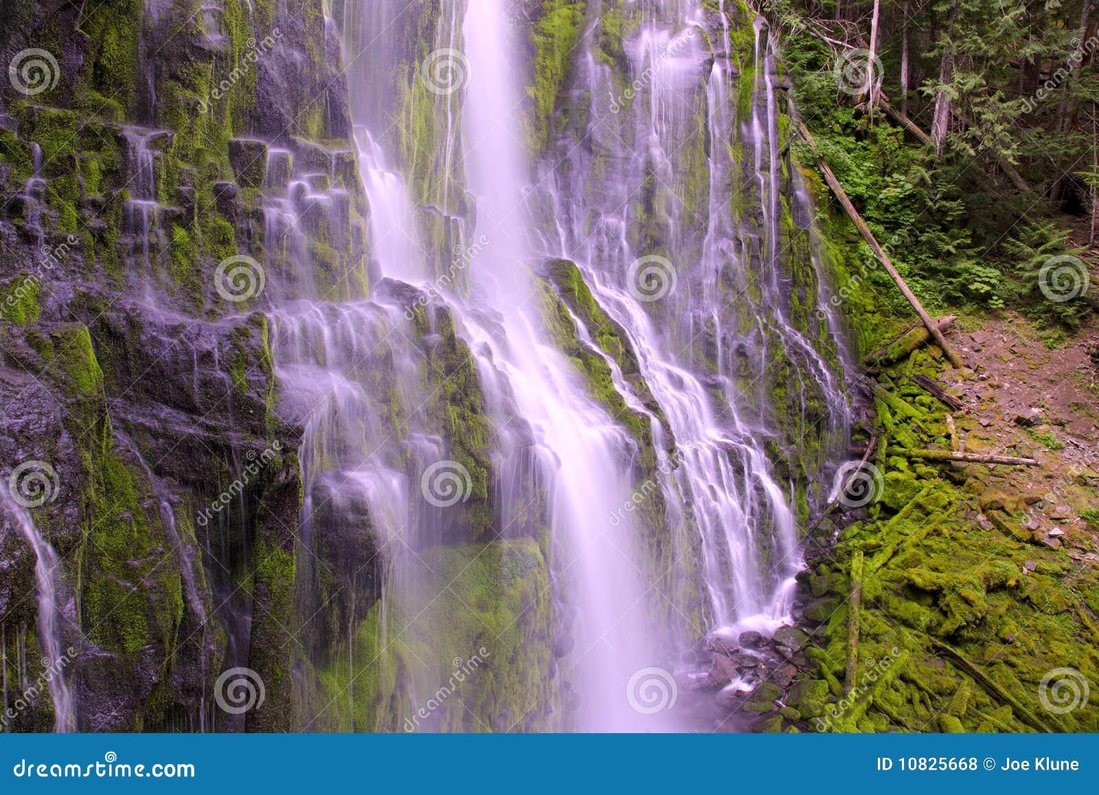 Het waterdaling van Oregon