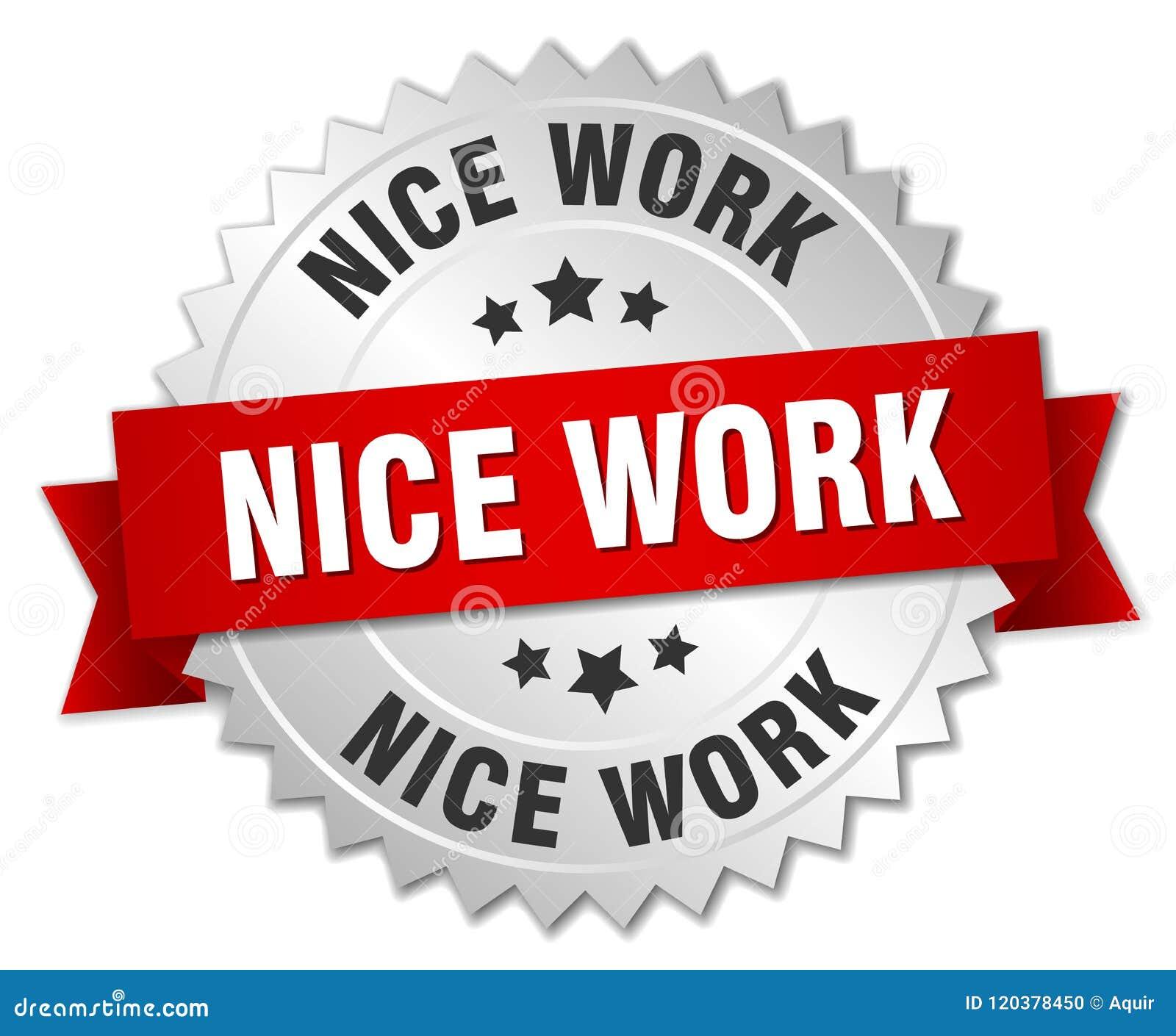 Het werk van Nice