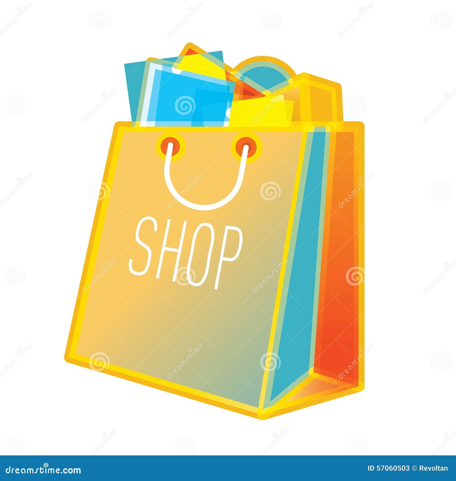 Het winkelen document zak