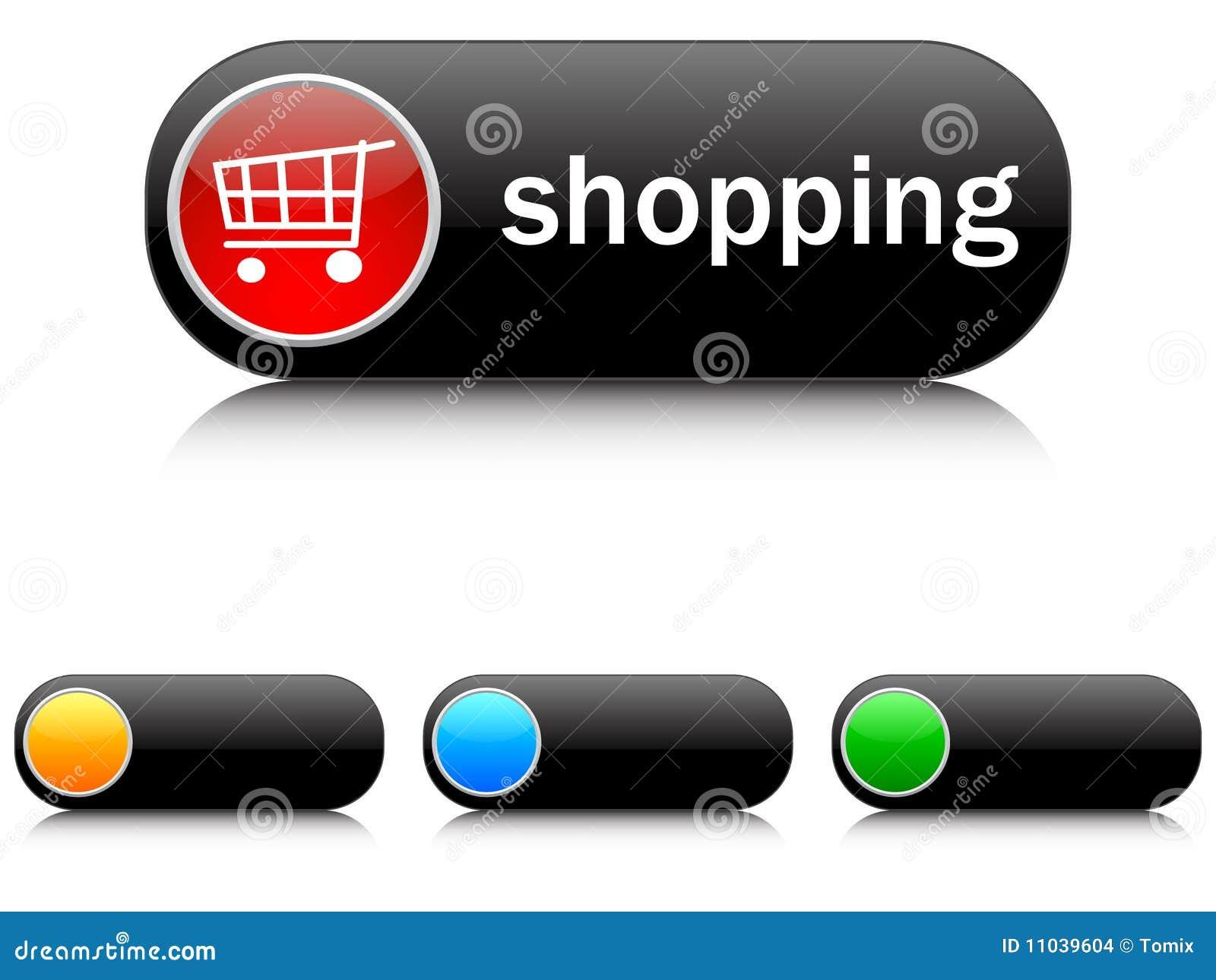Het winkelen knopen