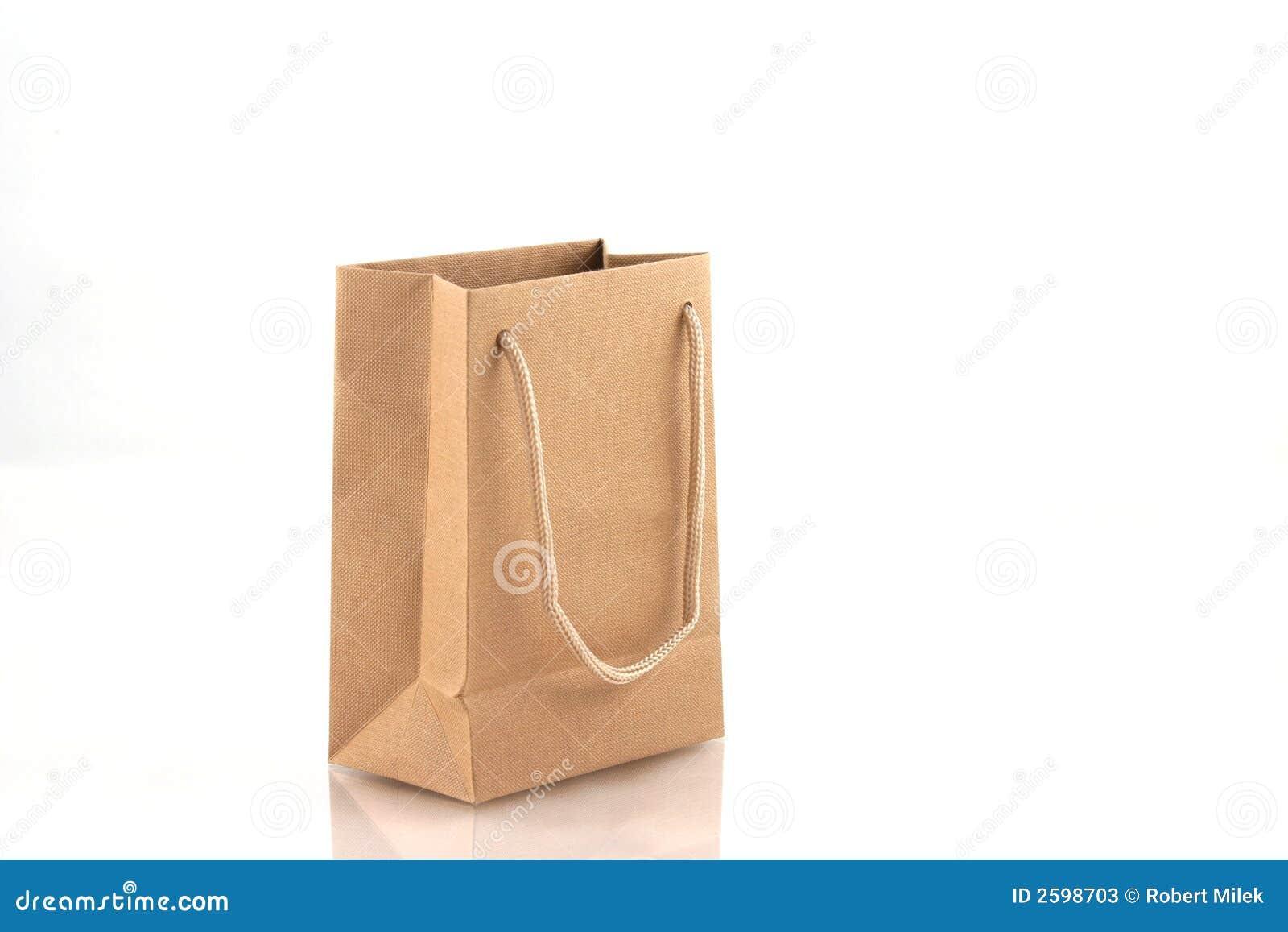 Het winkelen zak