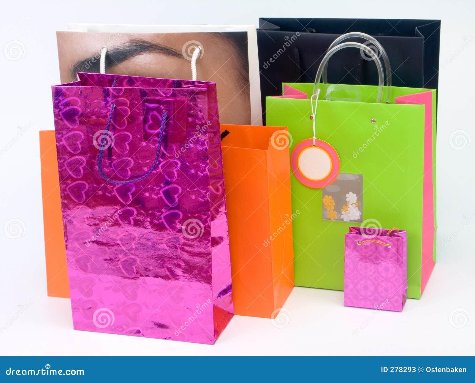Het winkelen zakken #1