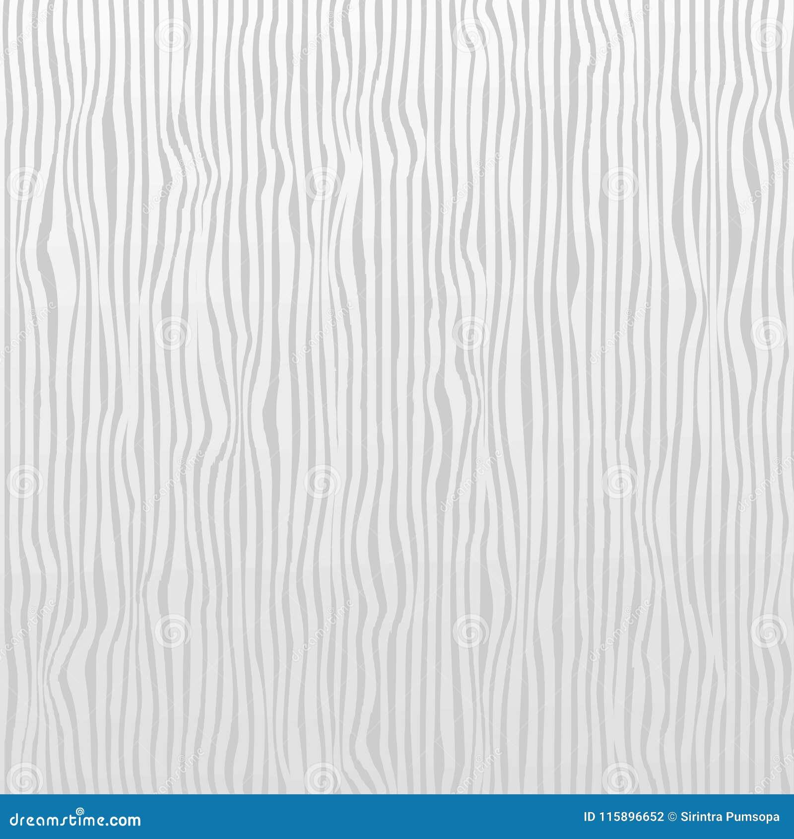 Het witte en grijze verticale patroon van de strepentextuur naadloos voor Rea