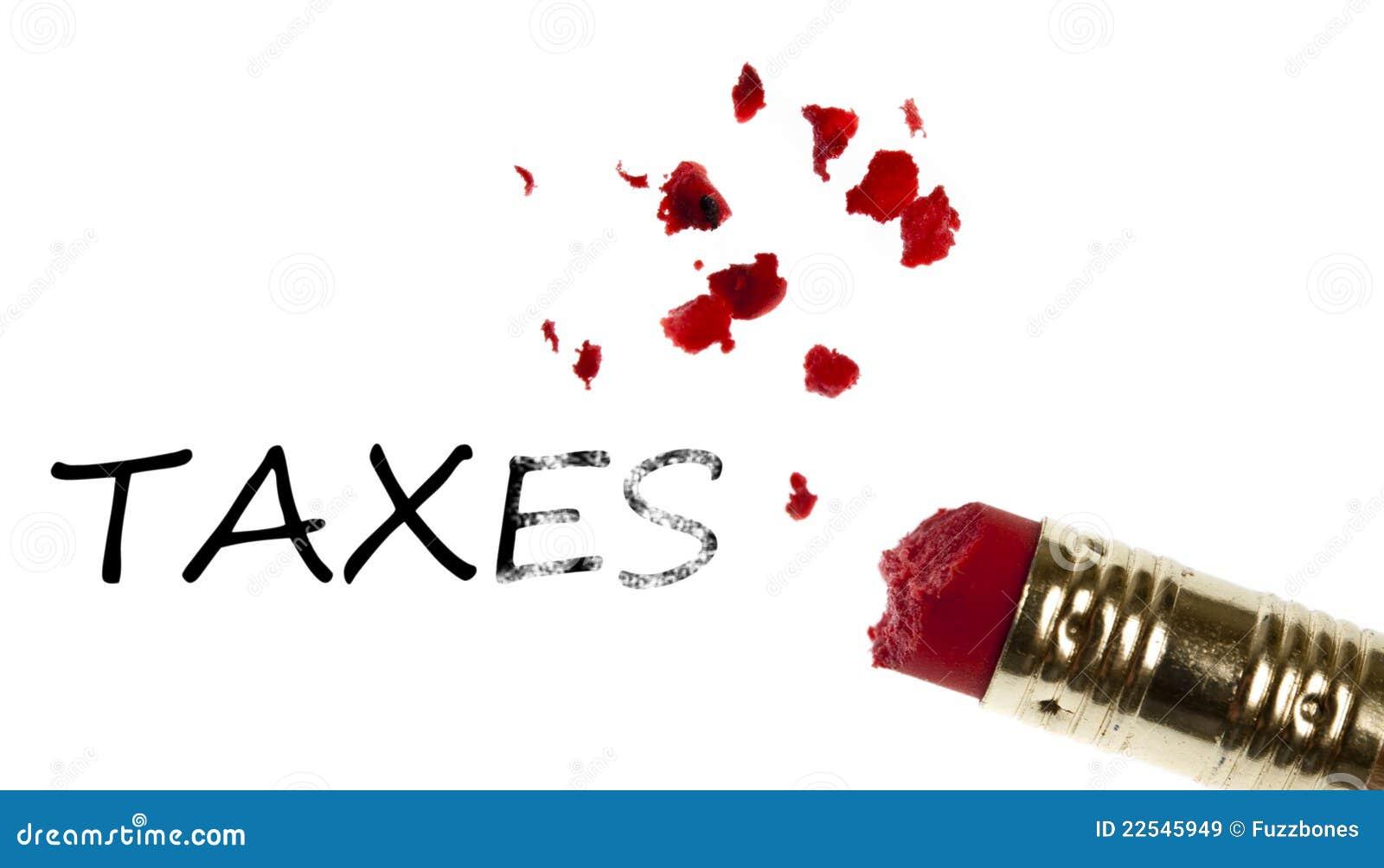 Het woord van belastingen