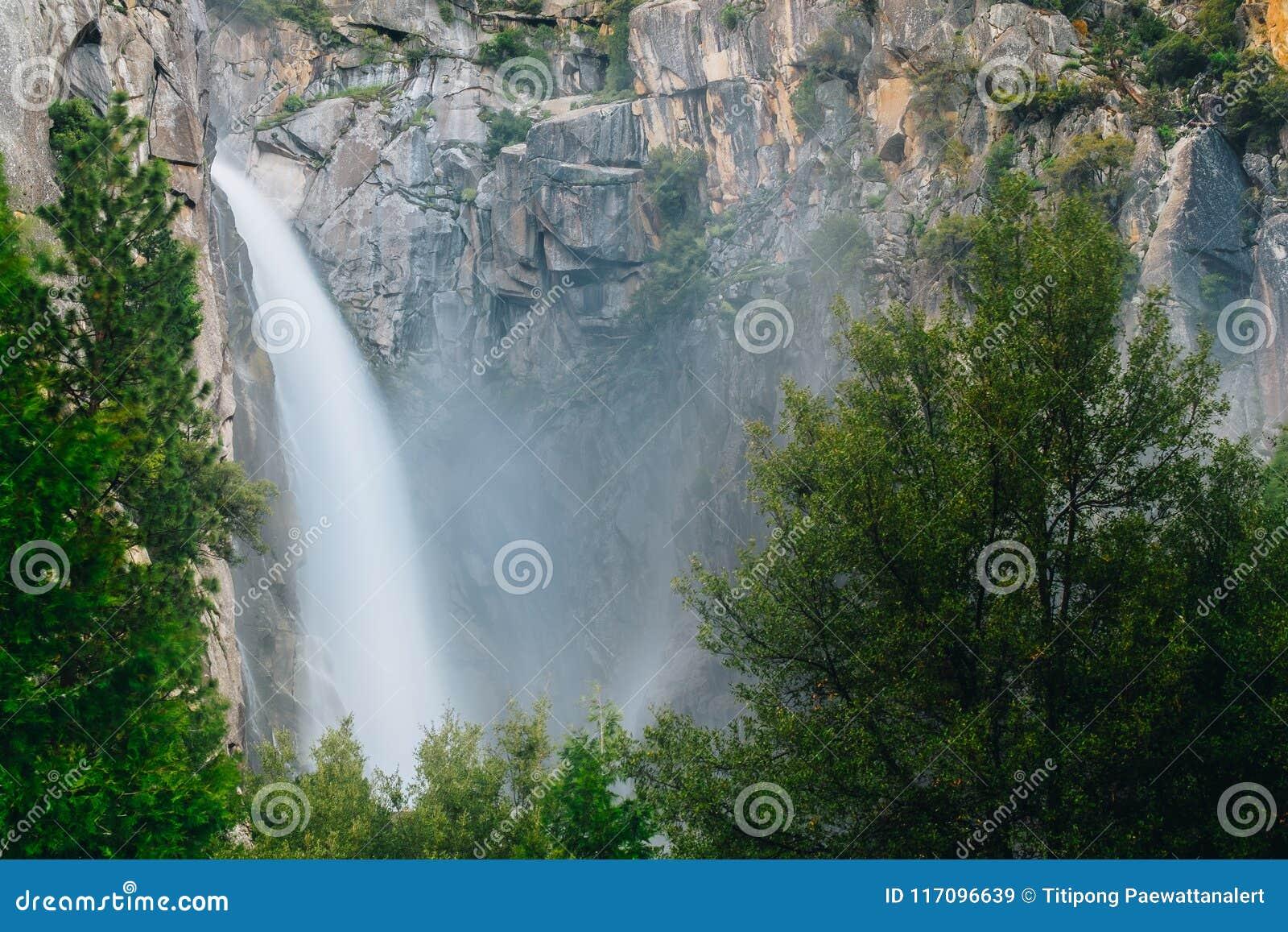 Is het Yosemite Nationale Park een nationaal park van Verenigde Staten