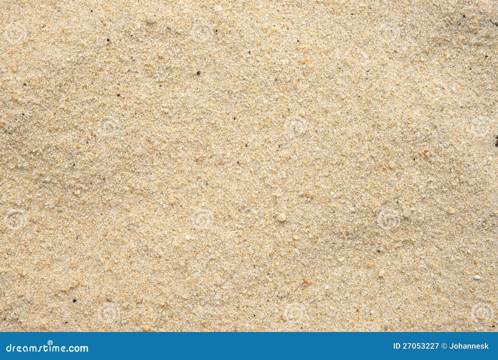 Het zandkorrel van het strand