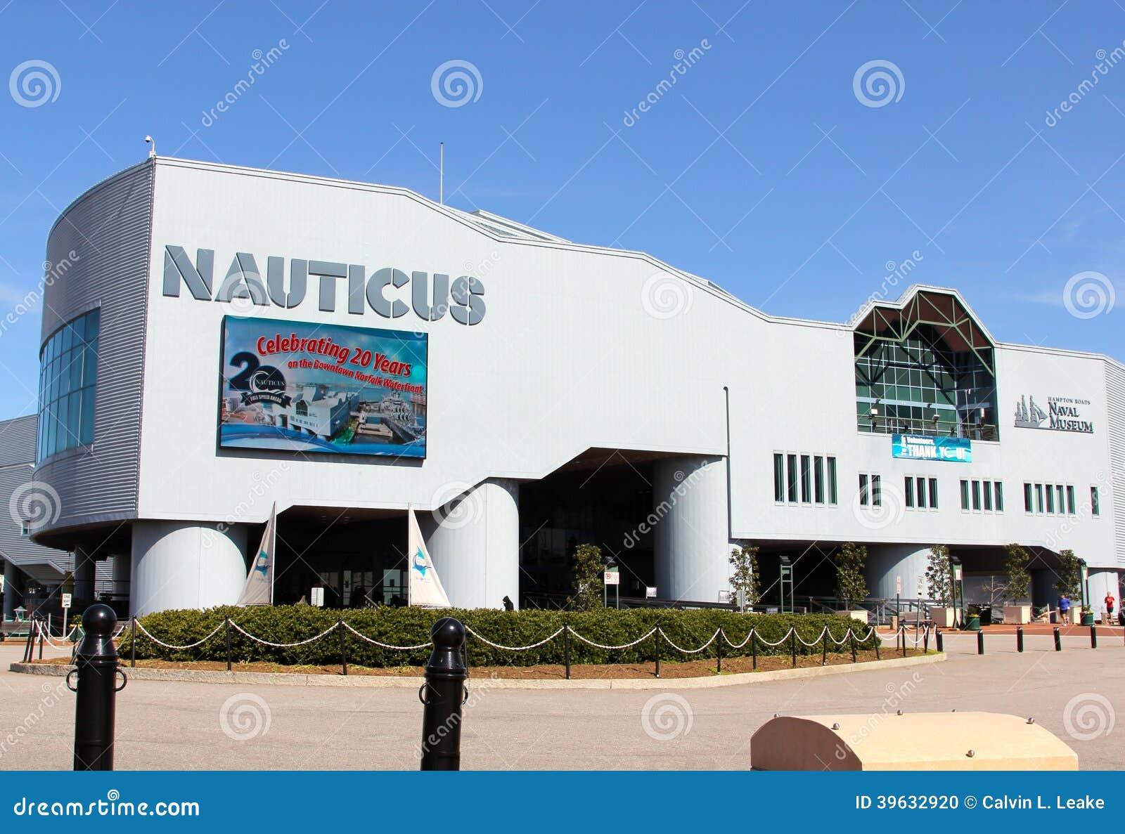 Het Zee Militaire Museum van Nauticus
