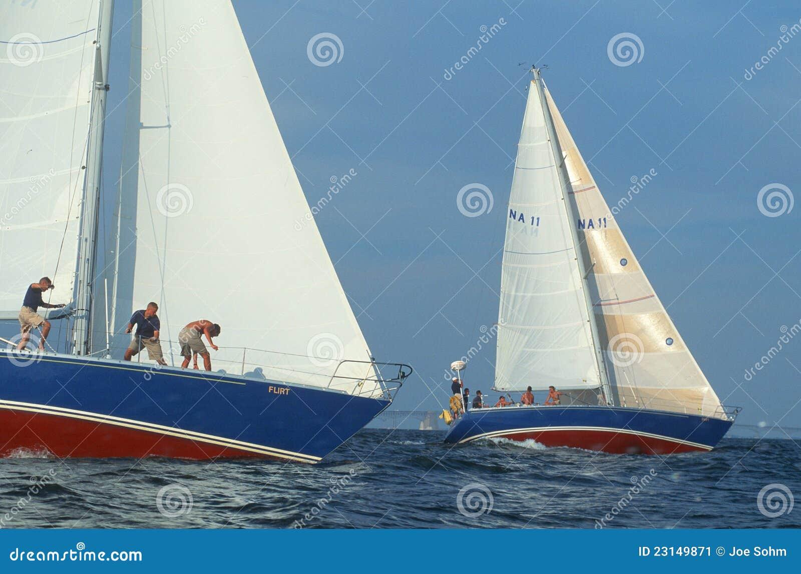 Het zee varen van de Adelborsten van de Academie