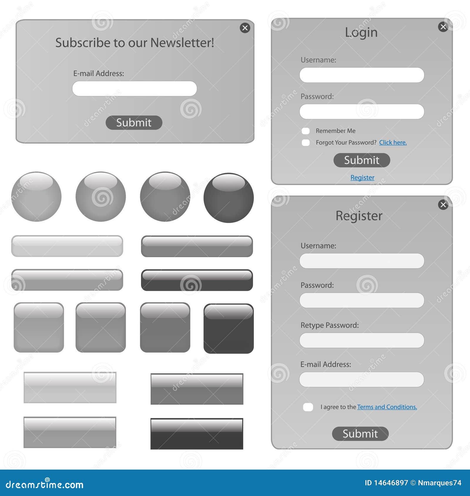 Het zilveren Malplaatje van het Web
