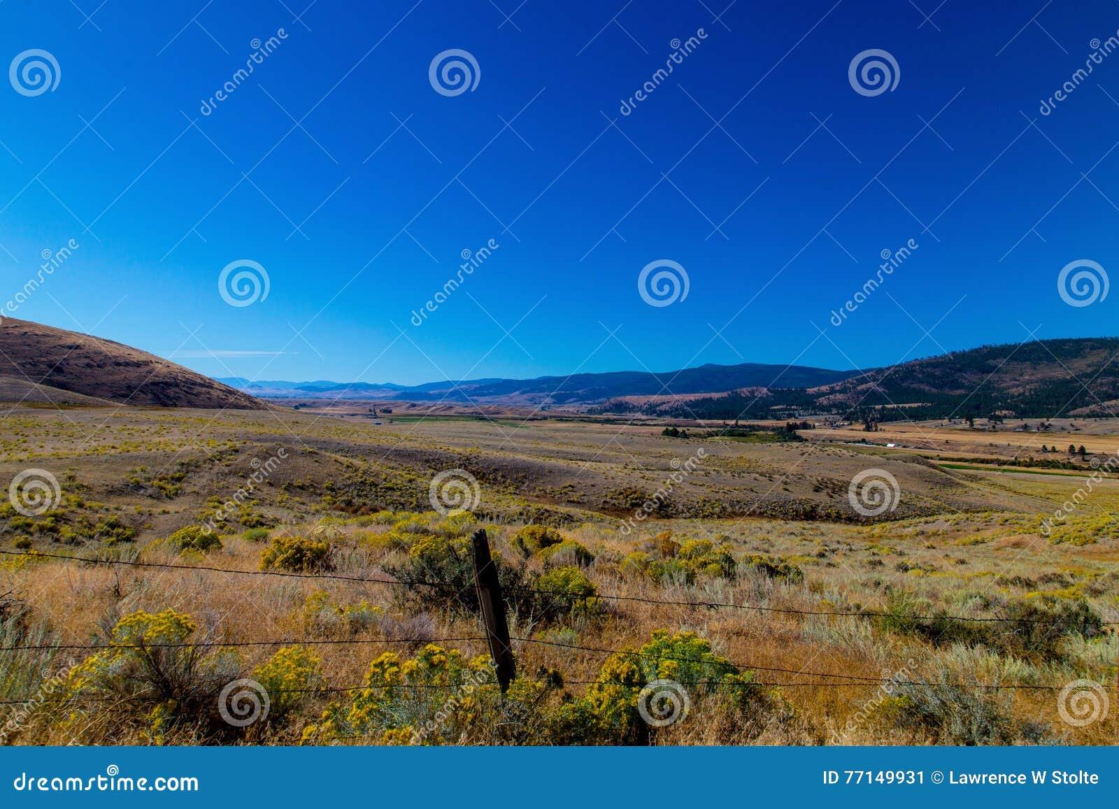Hete de Lentesvallei