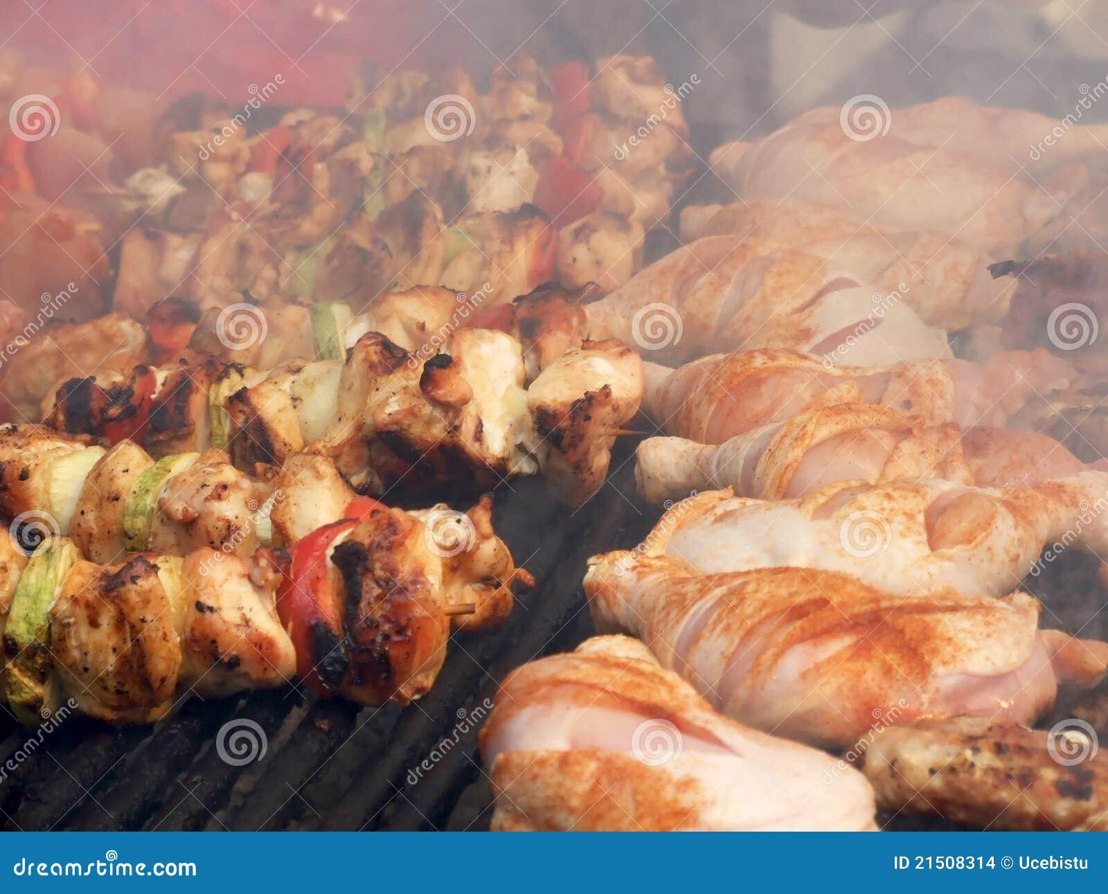 Hete grill