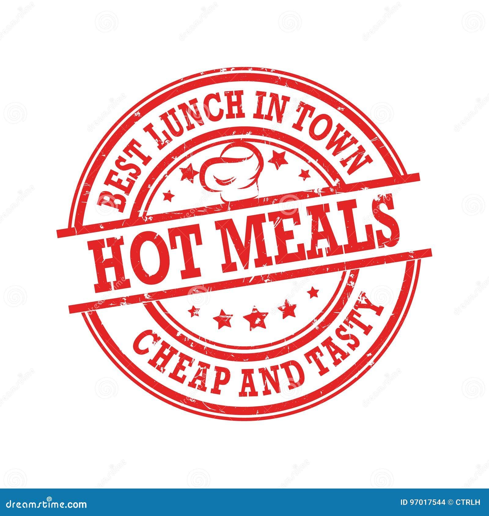 Hete Maaltijd, Beste lunch in stad, Goedkoop en Smakelijk