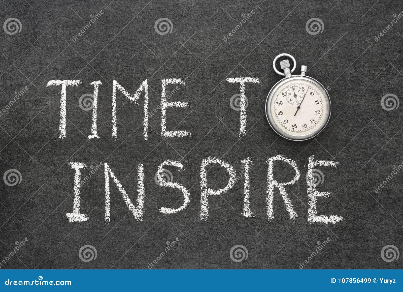 Heure d inspirer
