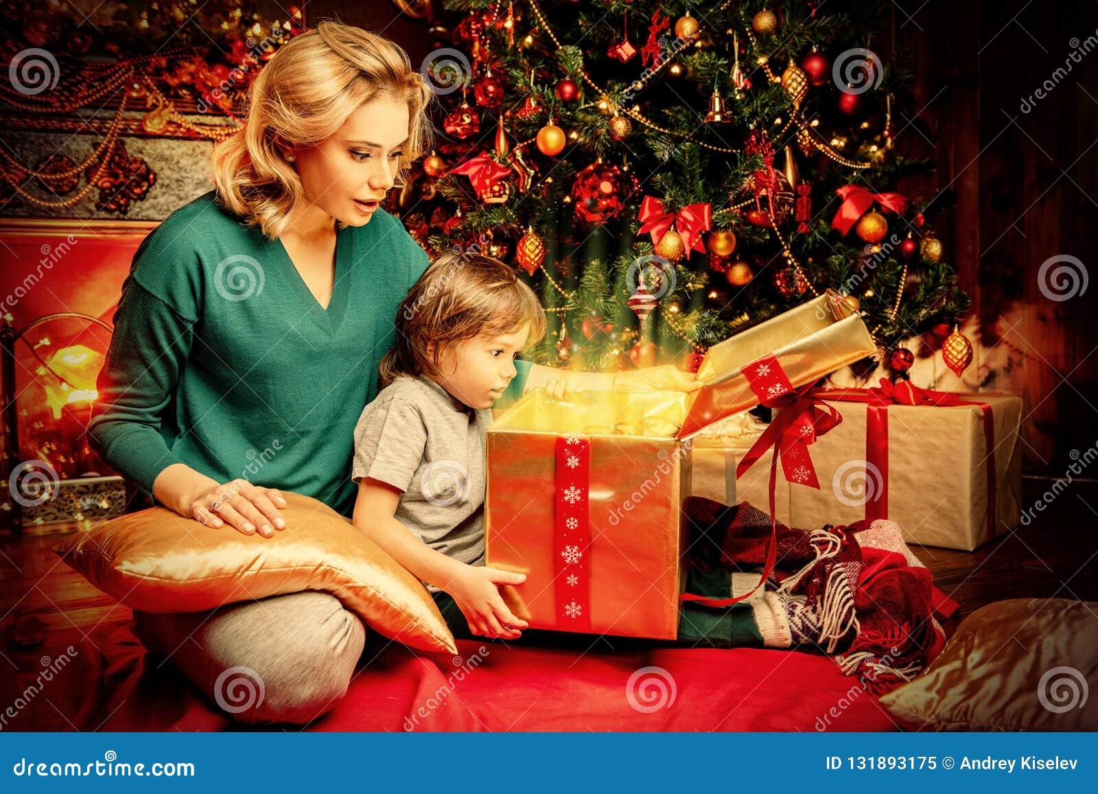 Heure pour obtenir des présents