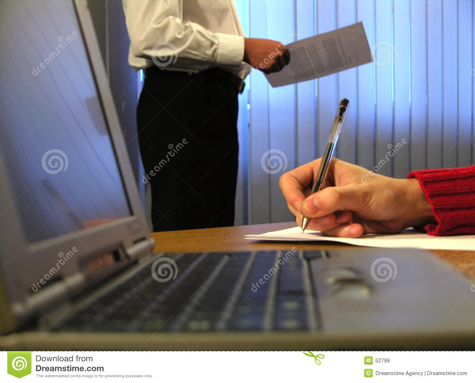 Download Heures de bureau image stock. Image du heures, chemise, management - 52799