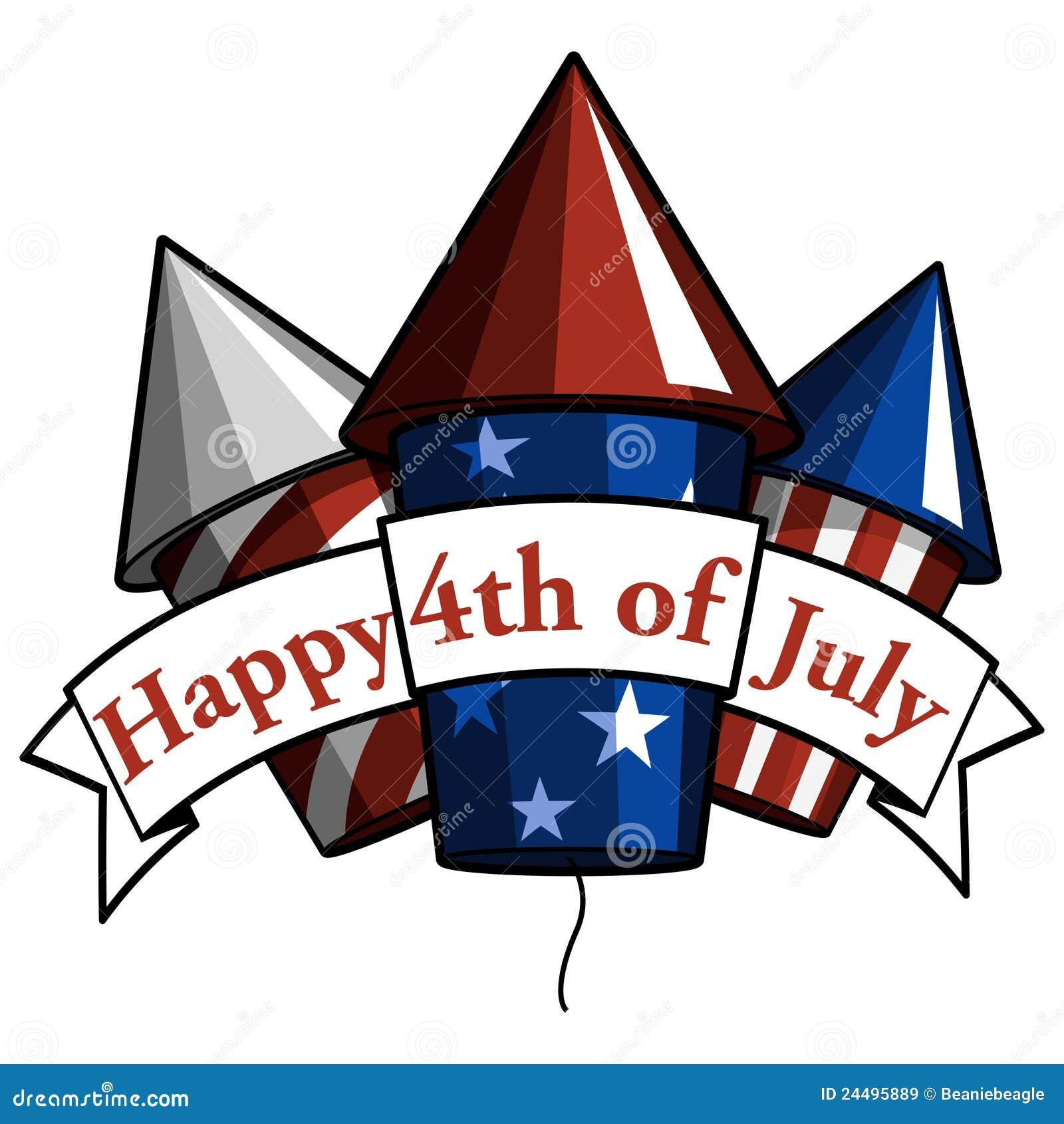 Heureux le 4ème juillet