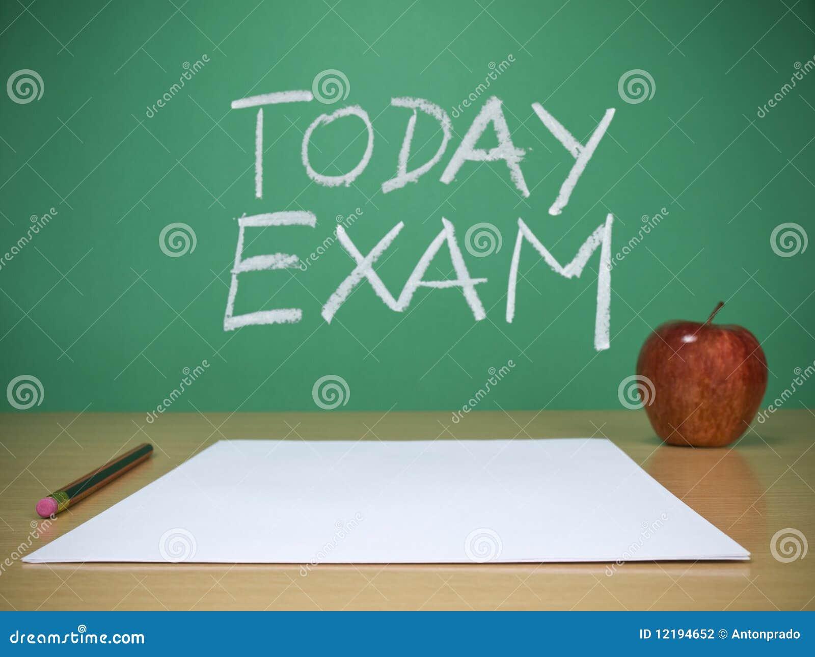 Heute Prüfung