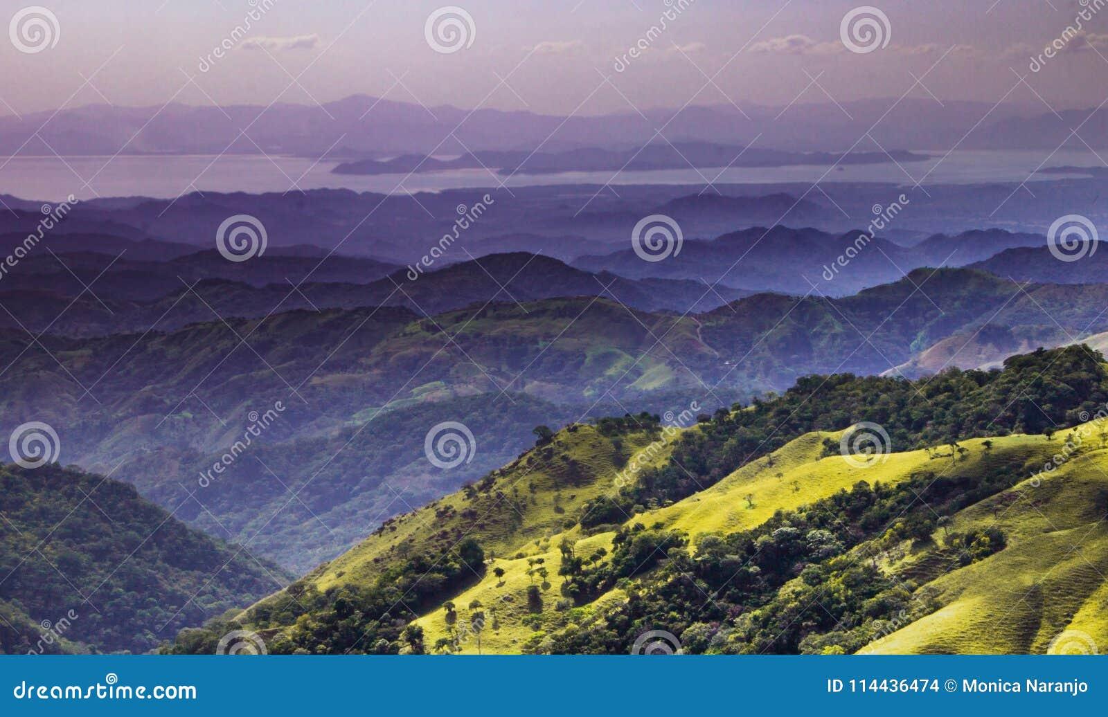 Heuvels van Monteverde