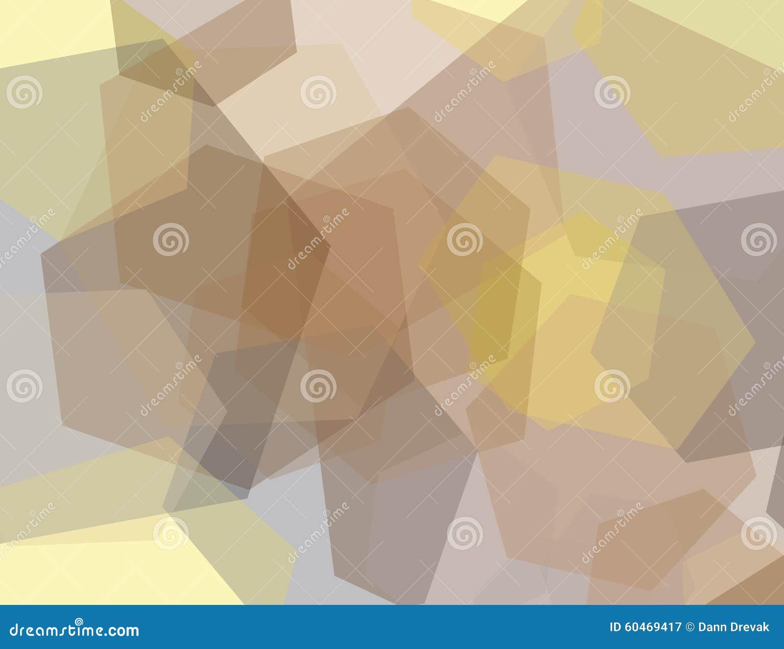 Hexagon Geometric Pattern