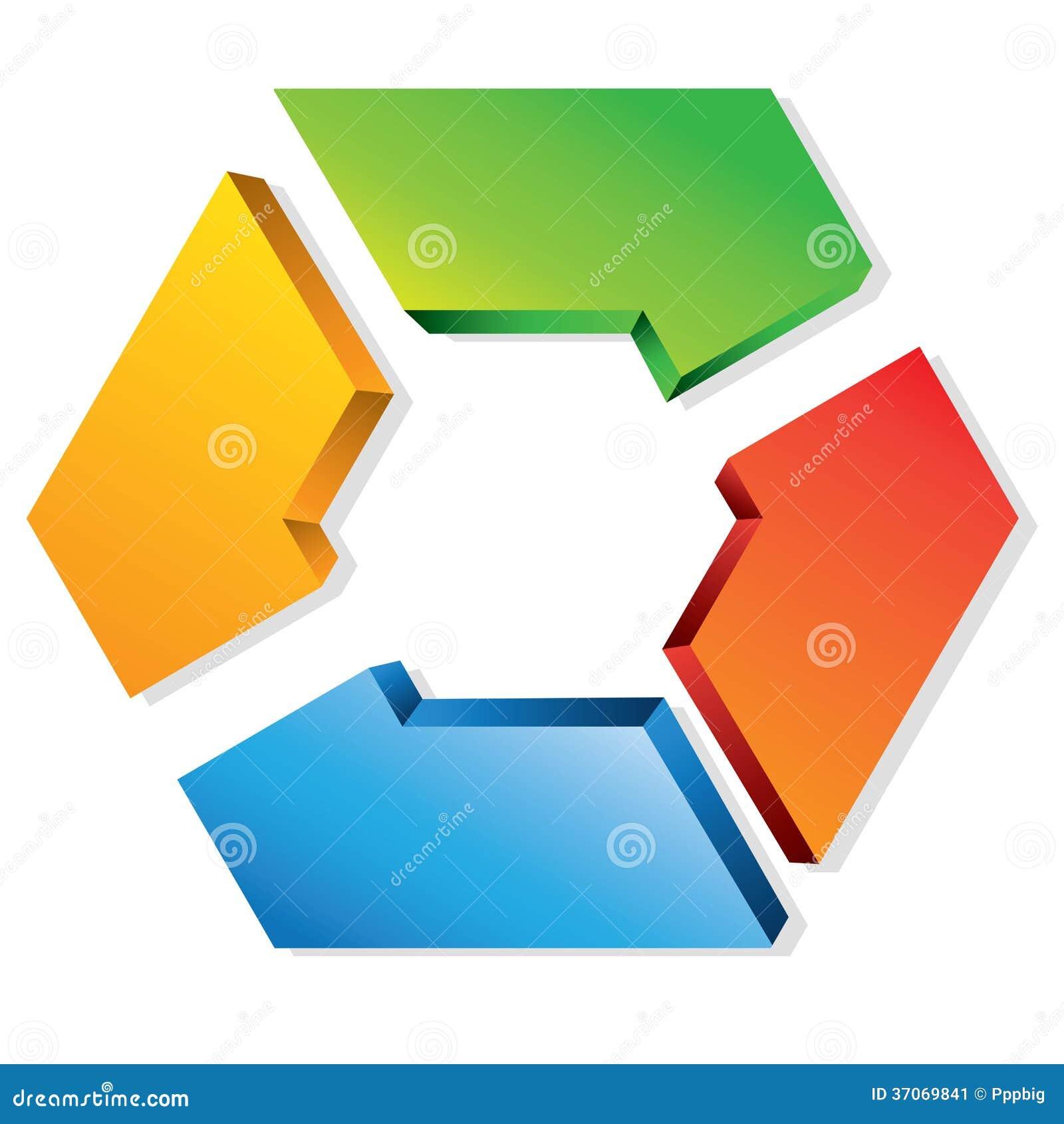Hexagon loop diagram