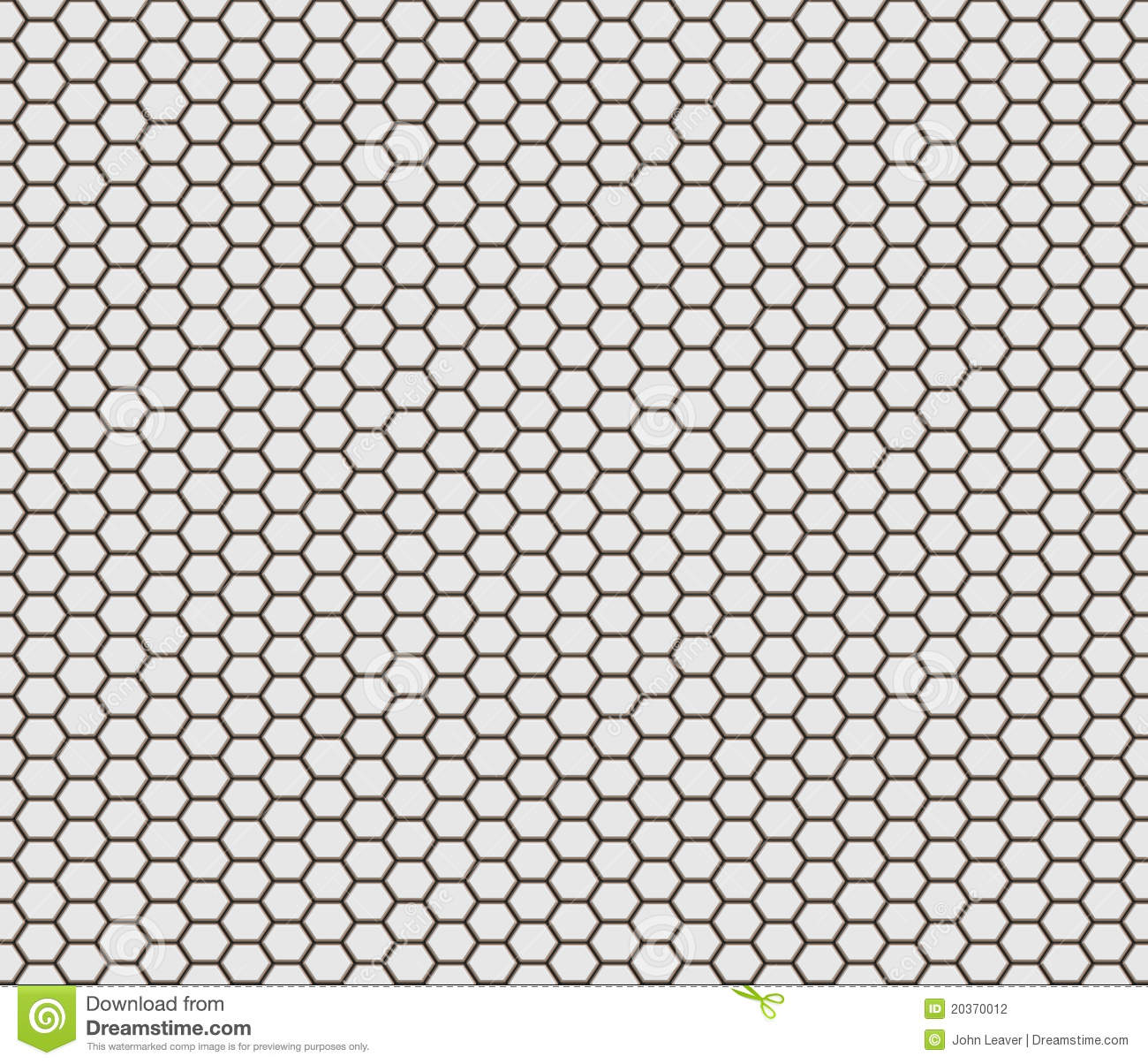 Hexagon Shape Tiles Stock Photography Image 20370012
