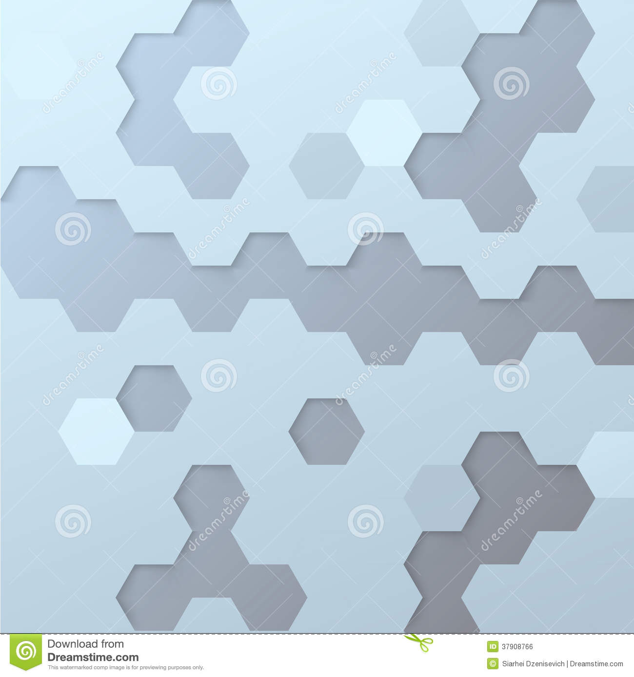 Hexagon tile background template stock vector image 37908766 hexagon tile background template pronofoot35fo Choice Image