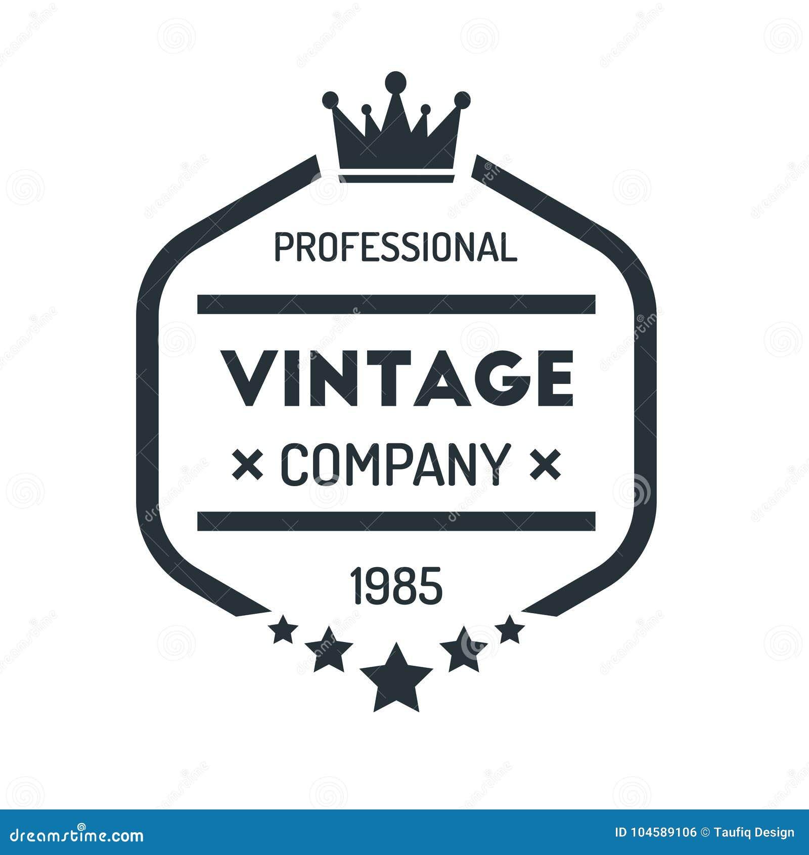 Hexagon vintage hipster badge logo design template vector symbol download hexagon vintage hipster badge logo design template vector symbol stock vector illustration of badge maxwellsz