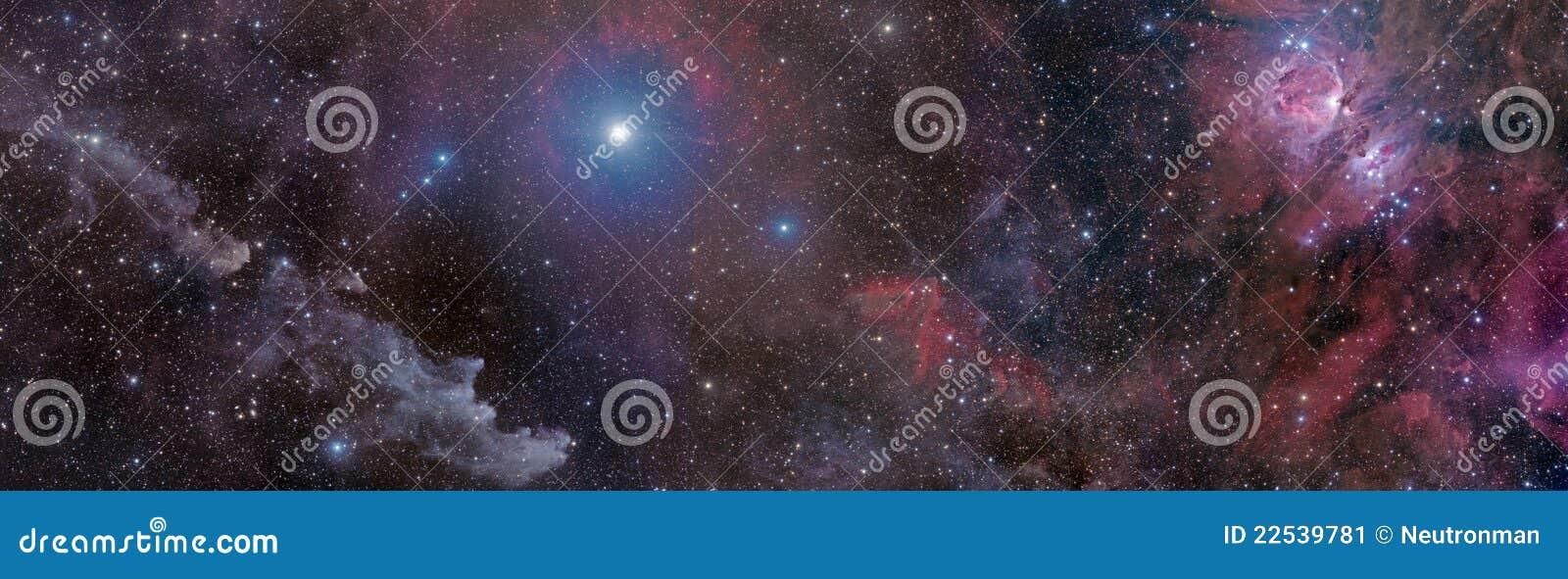Hexe zur Klinge in Orion
