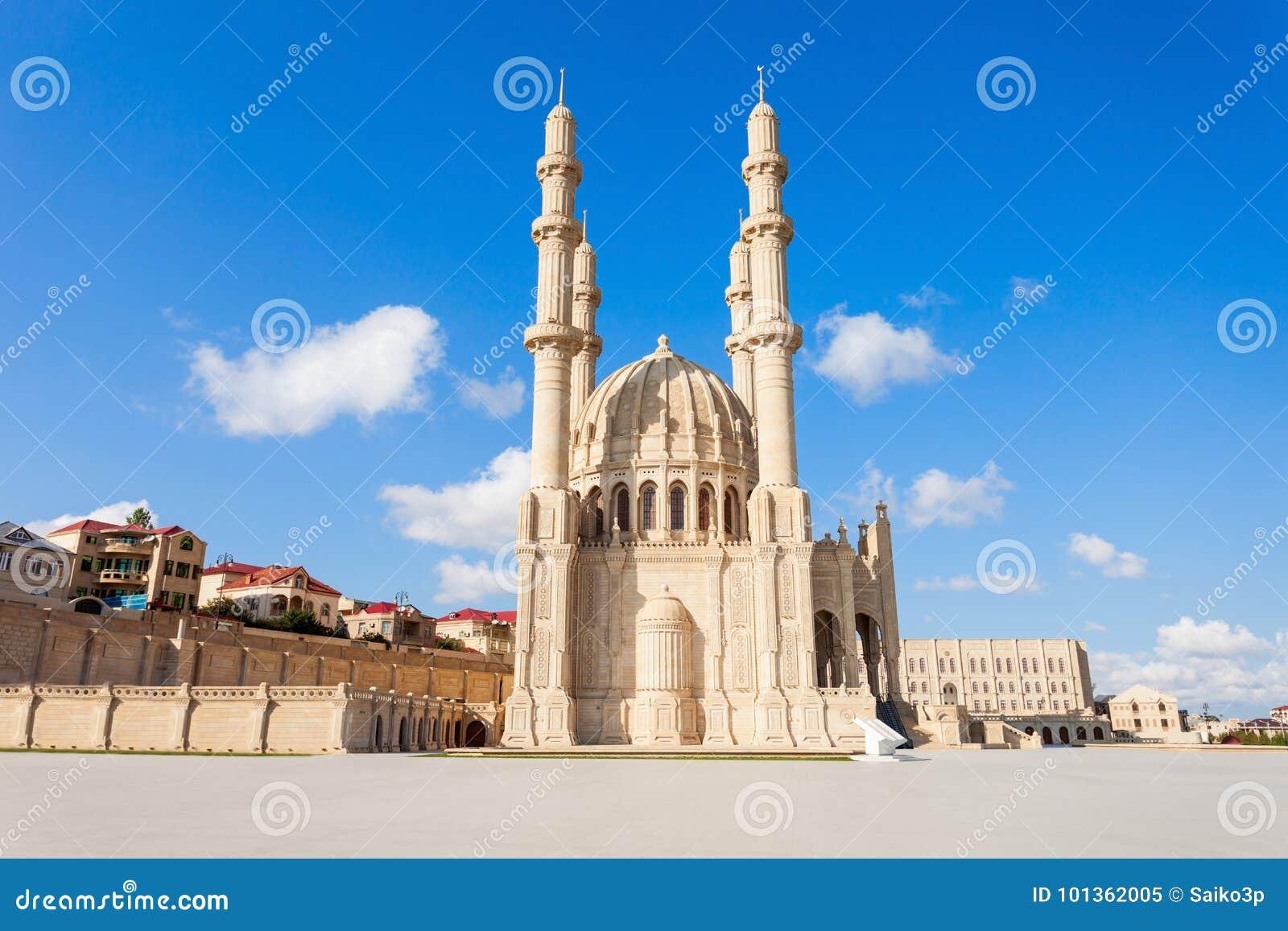 Heydar Mosque à Bakou