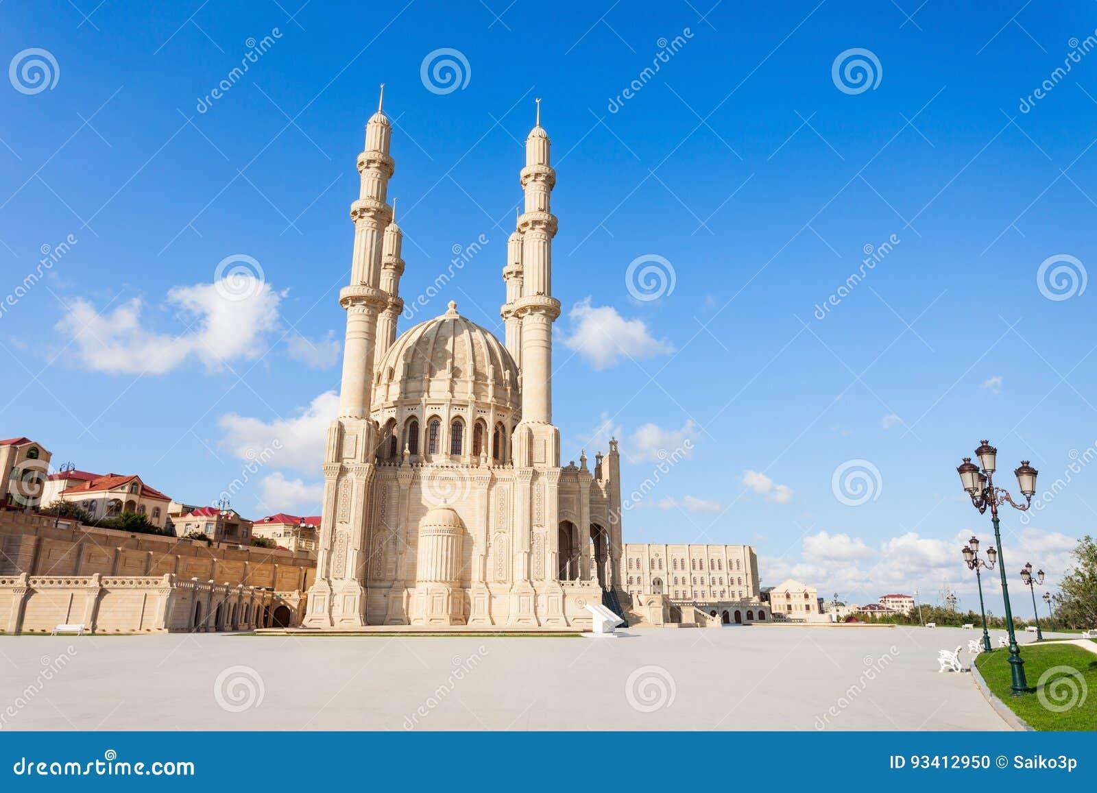 Heydar Mosque i Baku
