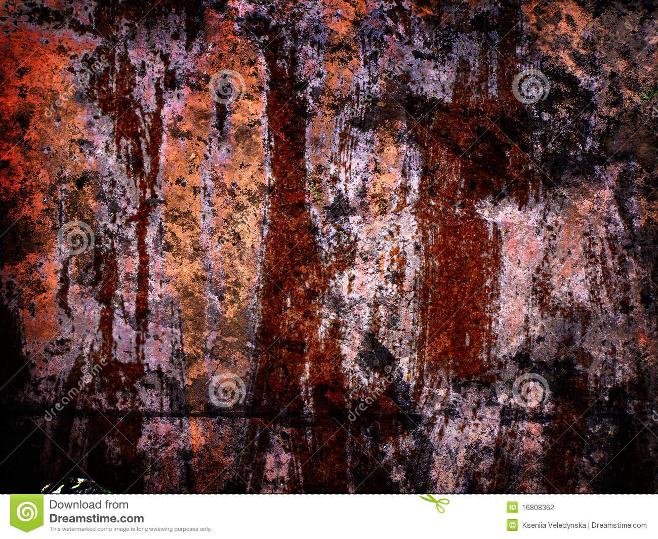Hi-res abstract grunge background