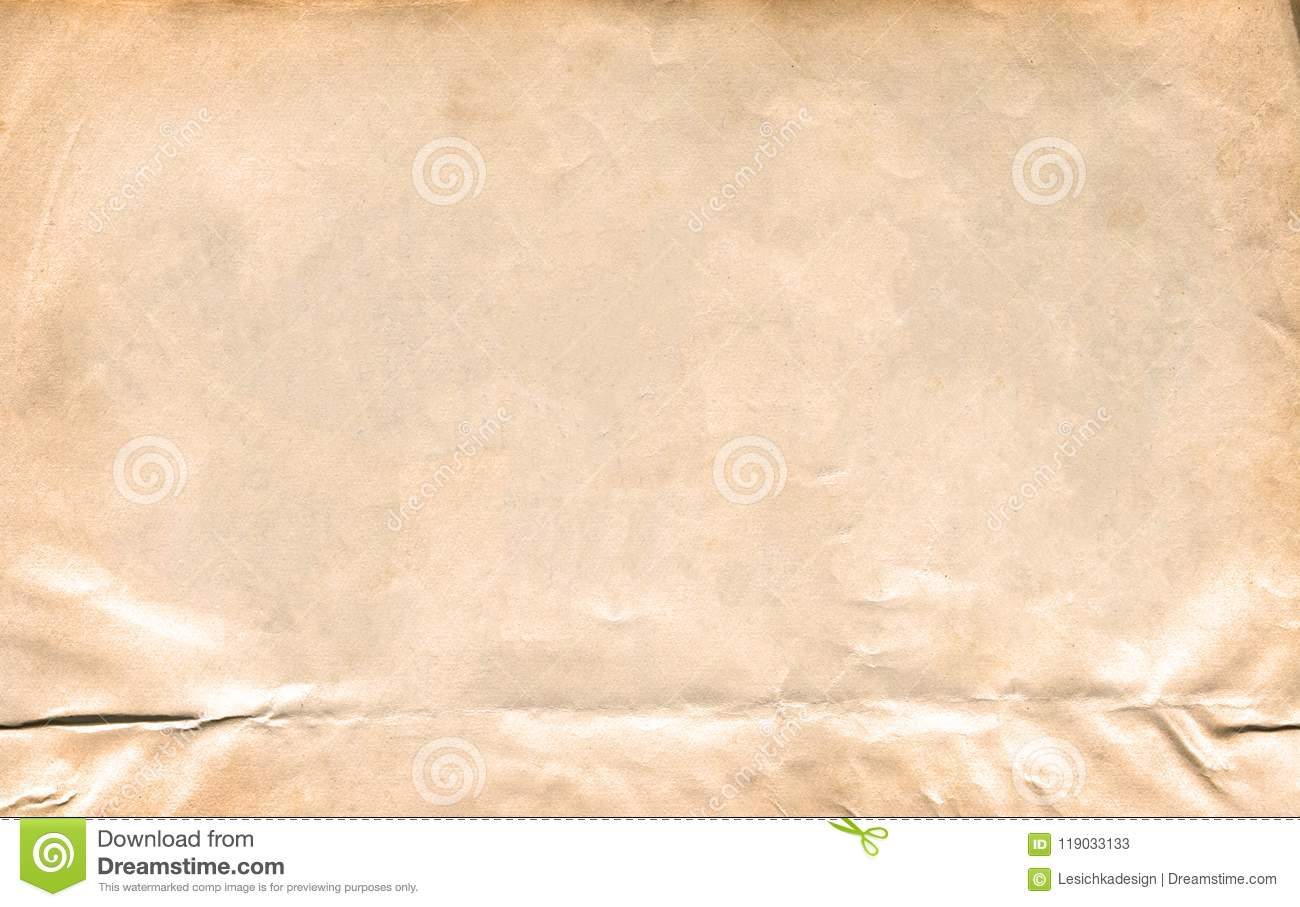 Paper Old Vintage Background. Old Paper Texture. Stock Image ...