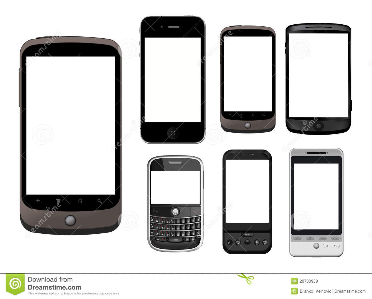 Hi tech phones 20780968