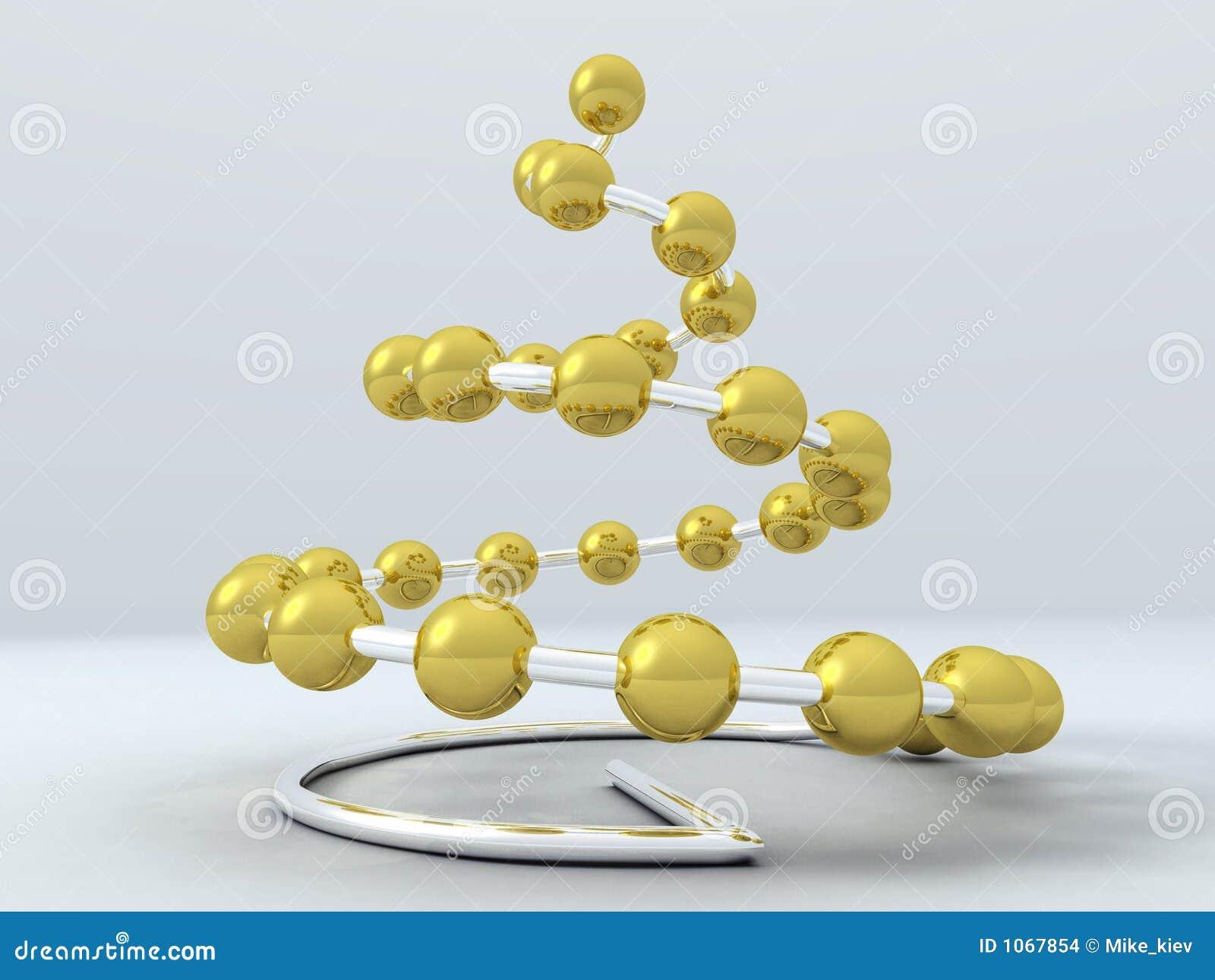 Hi Technology Christmas Tree Stock Images Image 1067854