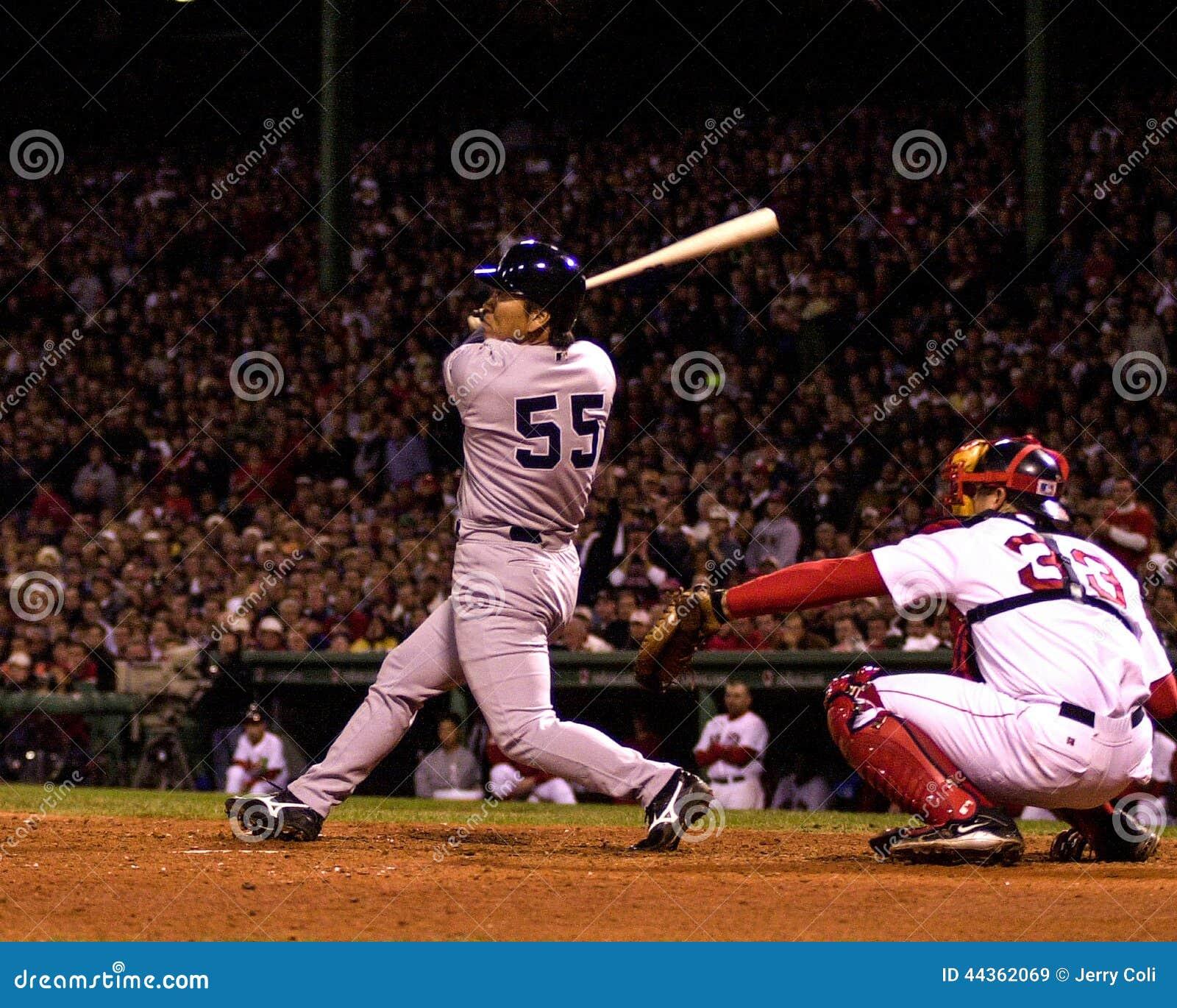 Hideki Matsui New York Yankees DI