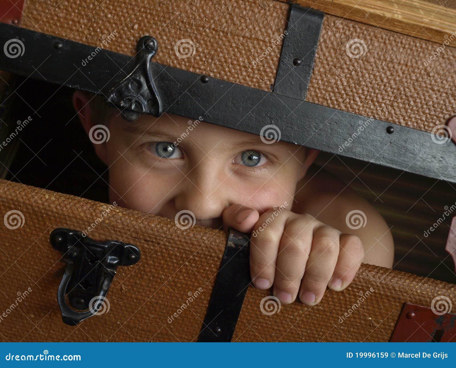 Hiding Child Royalty F...