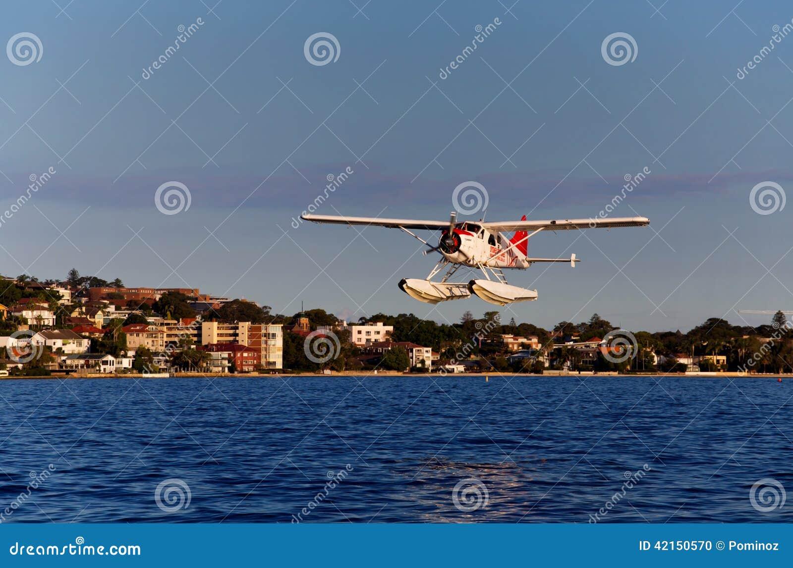 Hidroavião de Sydney