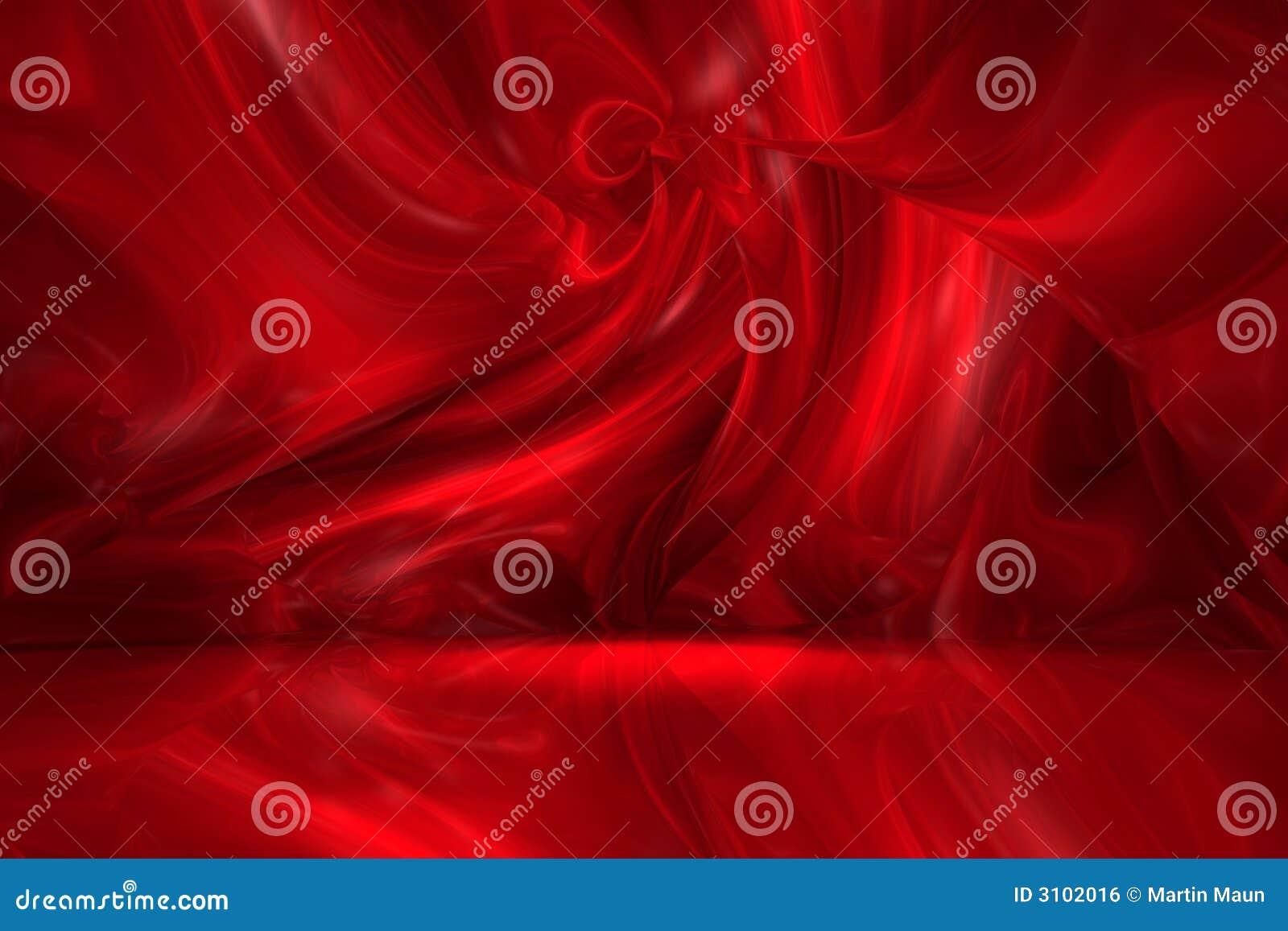 Hielo rojo Pasillo