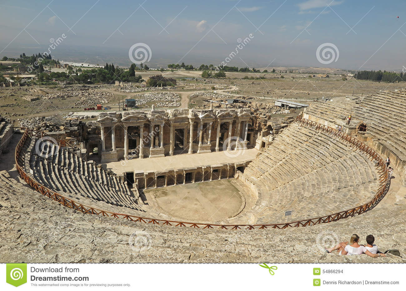 Related Keywords & Suggestions for hierapolis ruins turkey