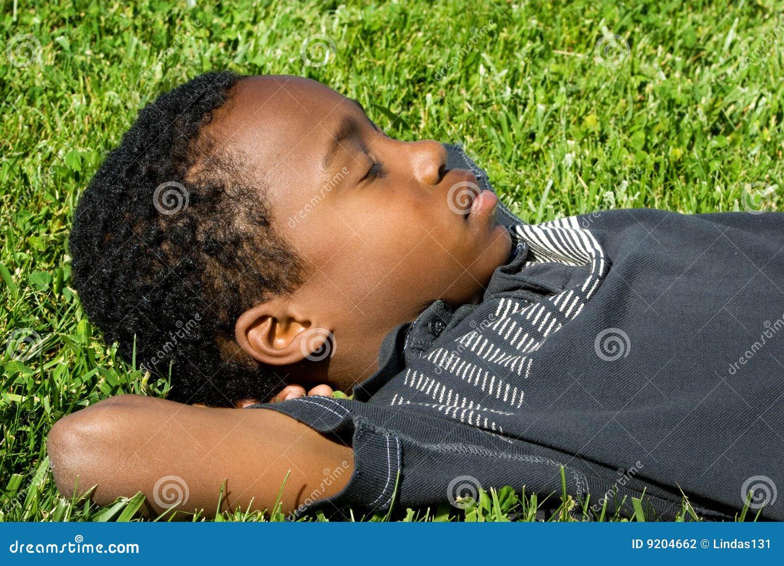 Hierba el dormir del muchacho