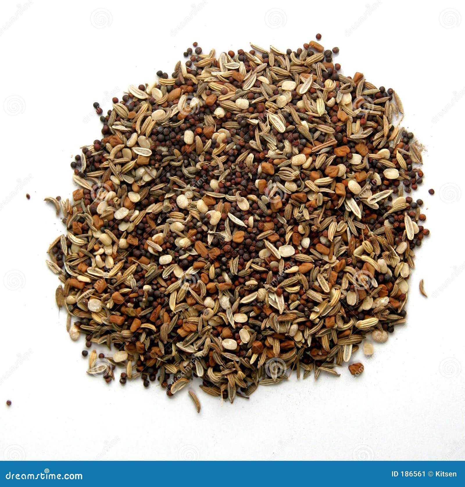 Hierba y especia mezcladas