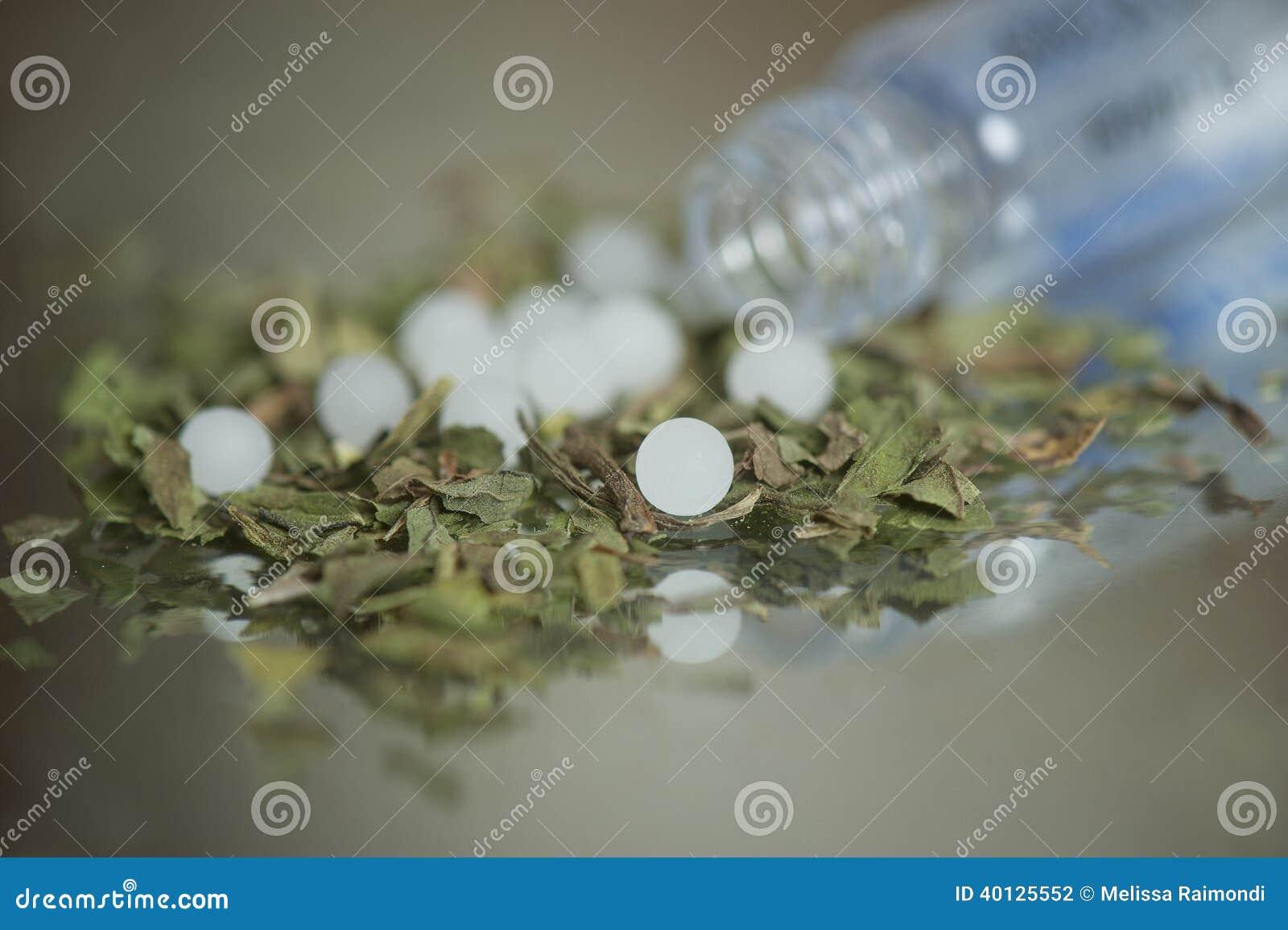 Hierbas y homeopatía