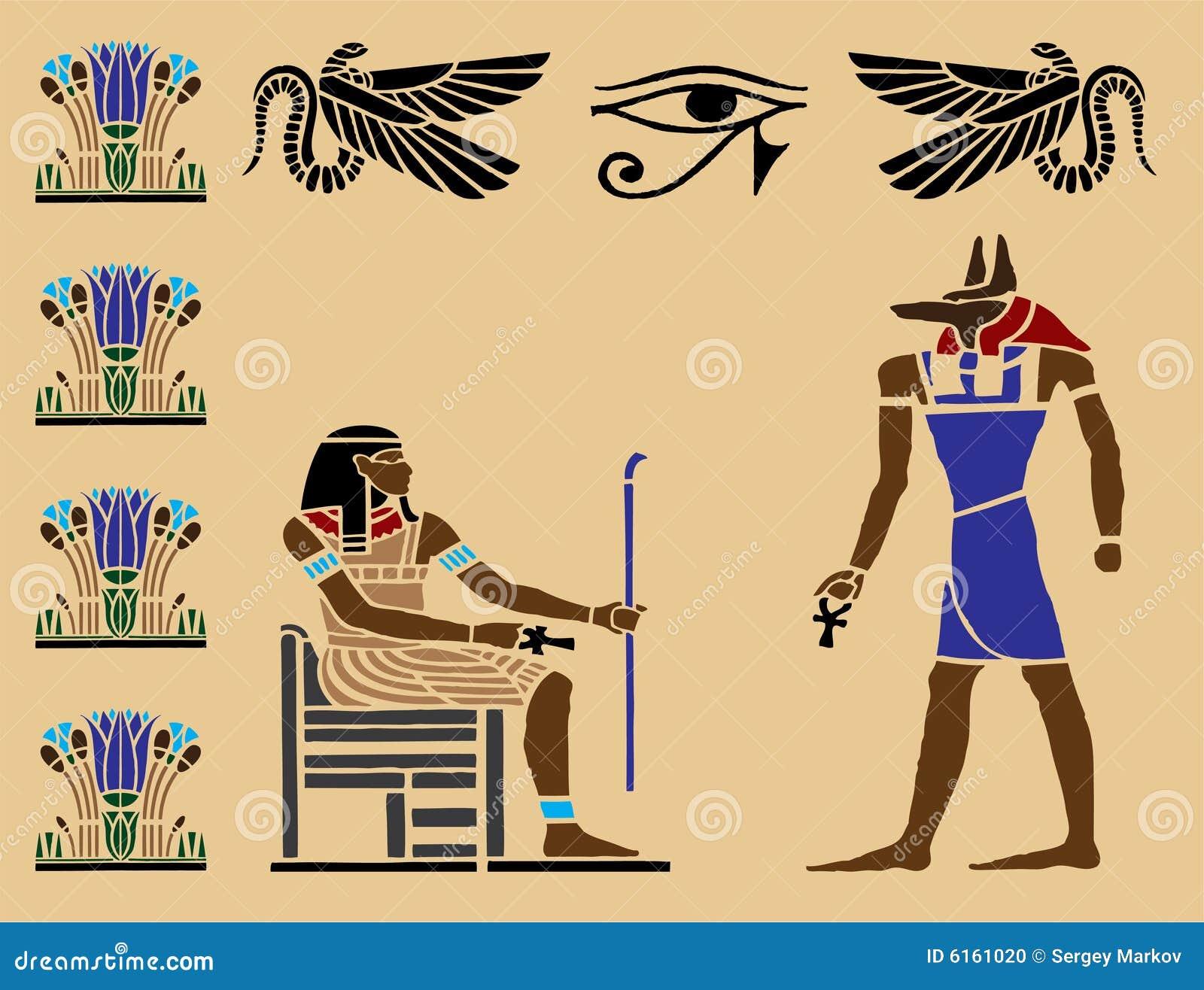 Hieroglyphics egipcios - 6