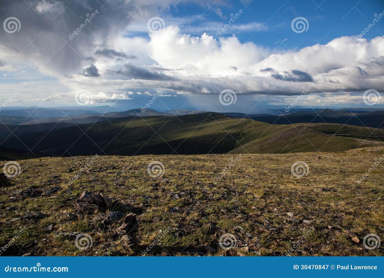 High Alpine Tundra
