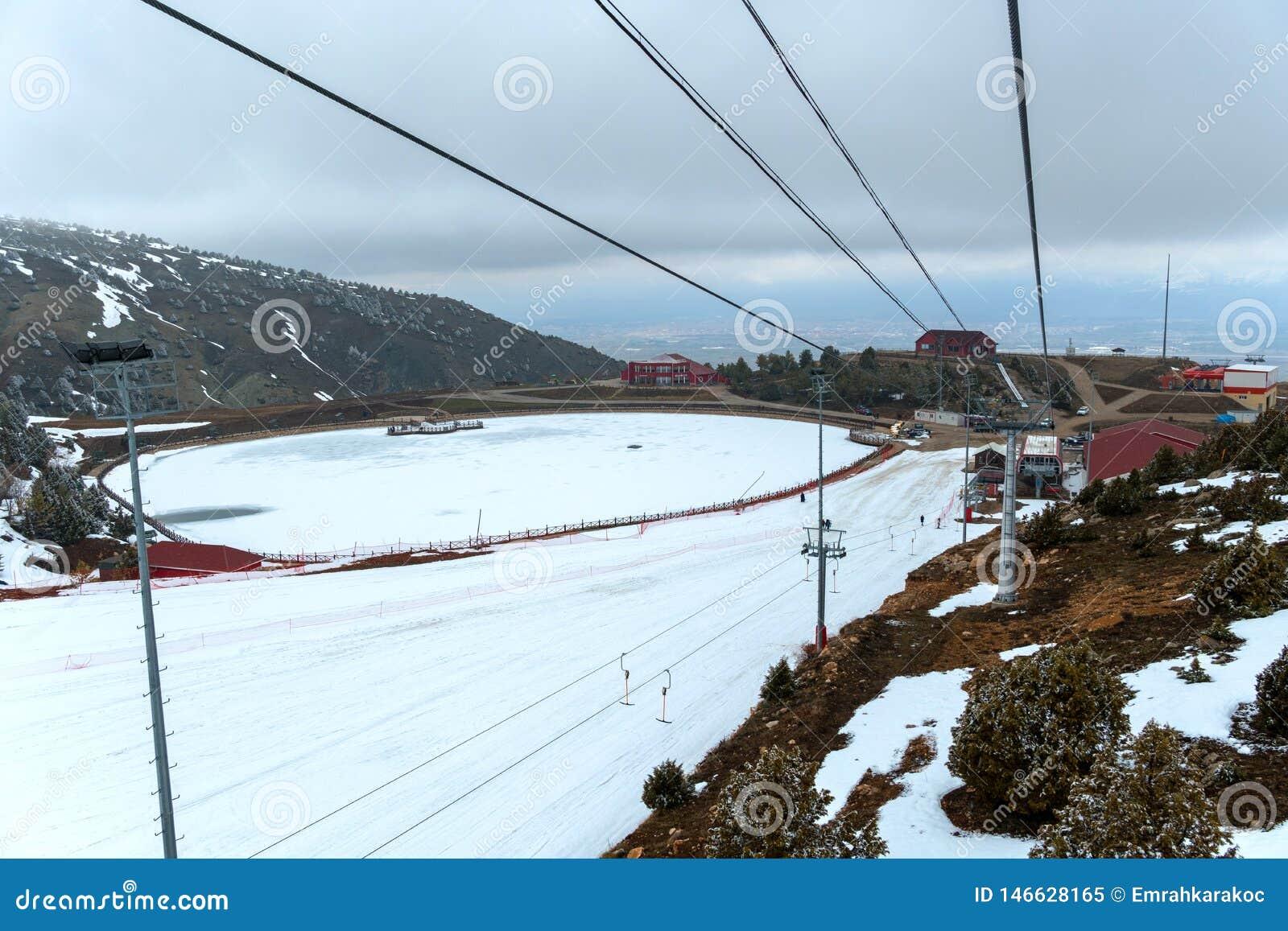 High Angel View Ski Center