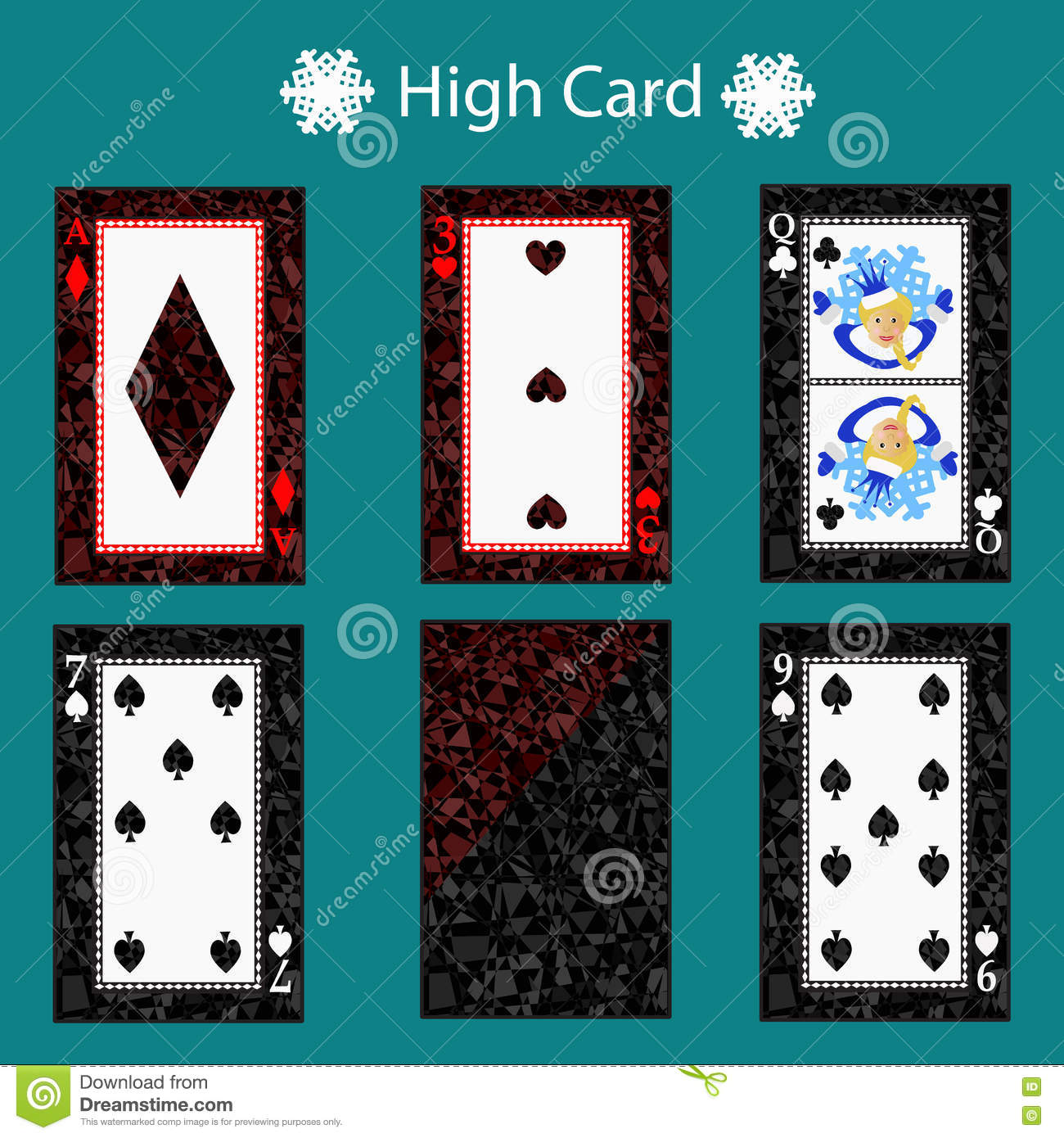 high card poker