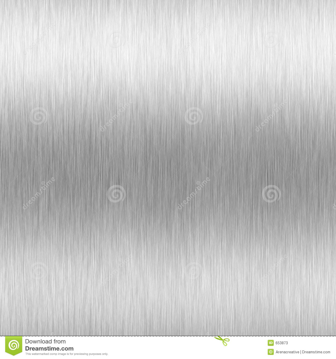 Download High-Contrast Brushed Aluminum Stock Illustration - Illustration of reflections, aluminum: 653873