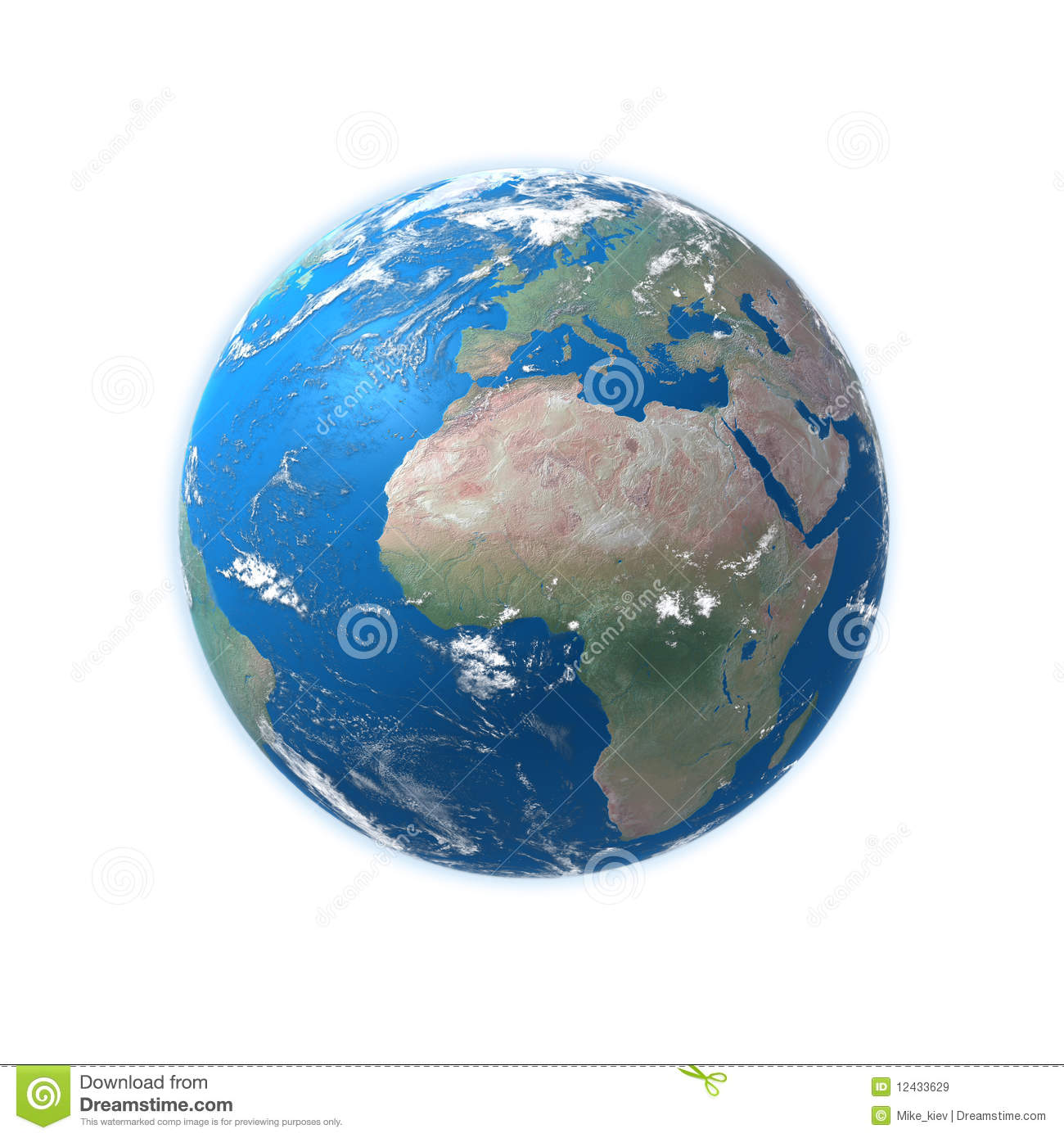 High detailed earth map europe africa stock image image of ocean high detailed earth map europe africa gumiabroncs Gallery
